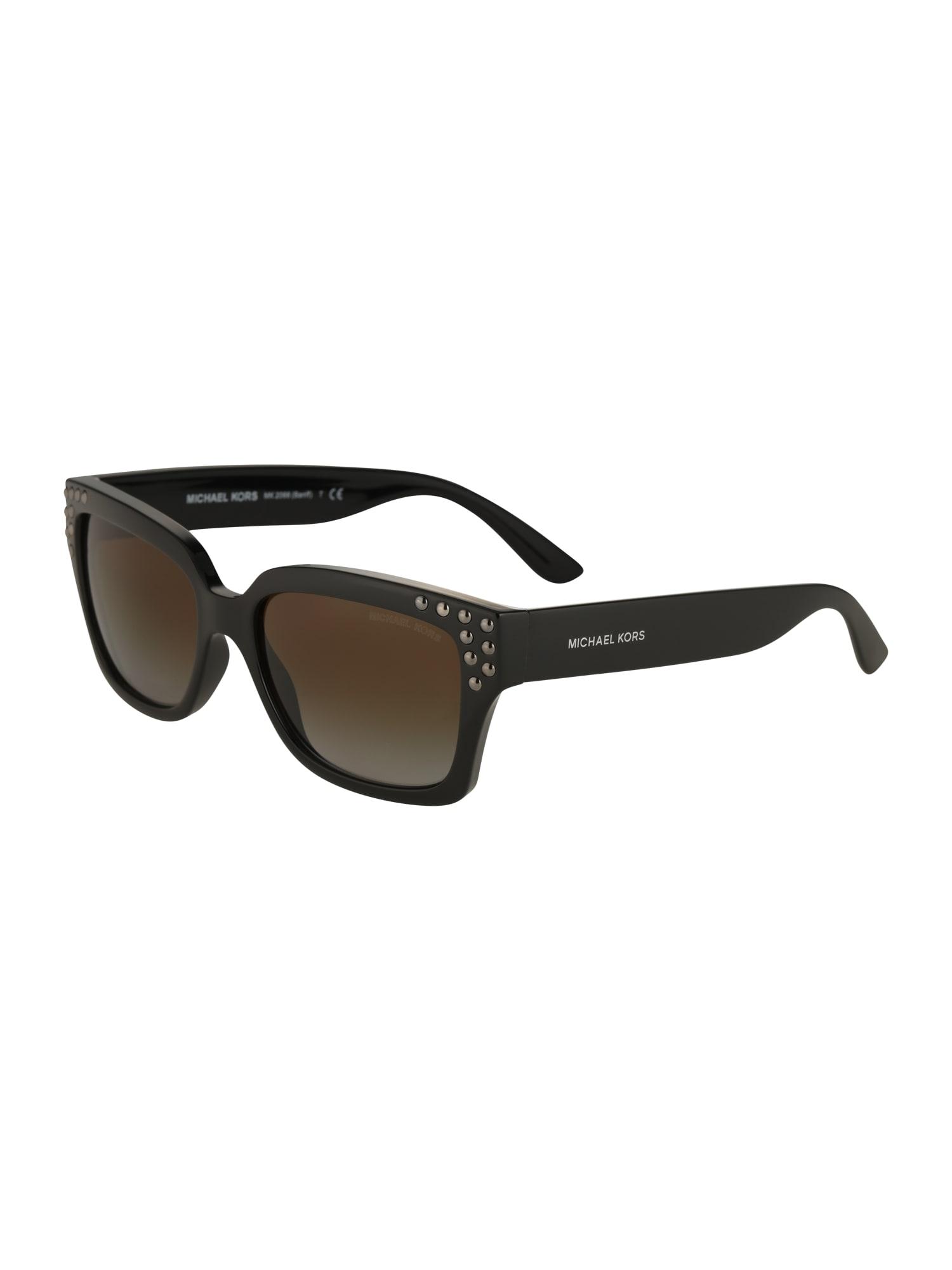 Sluneční brýle BANFF černá Michael Kors