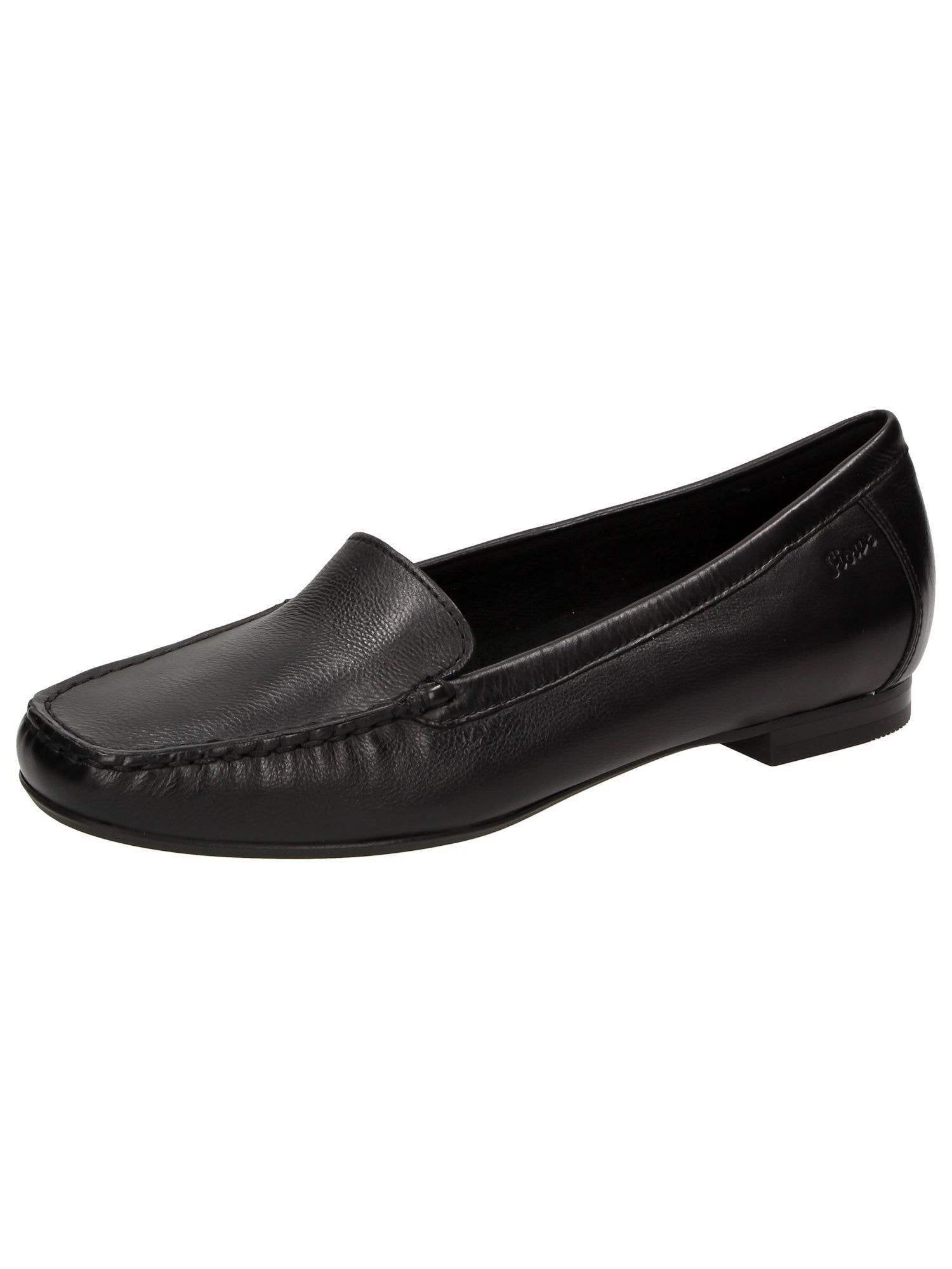 Mokassin 'Zalla' | Schuhe > Mokassins | Schwarz | SIOUX
