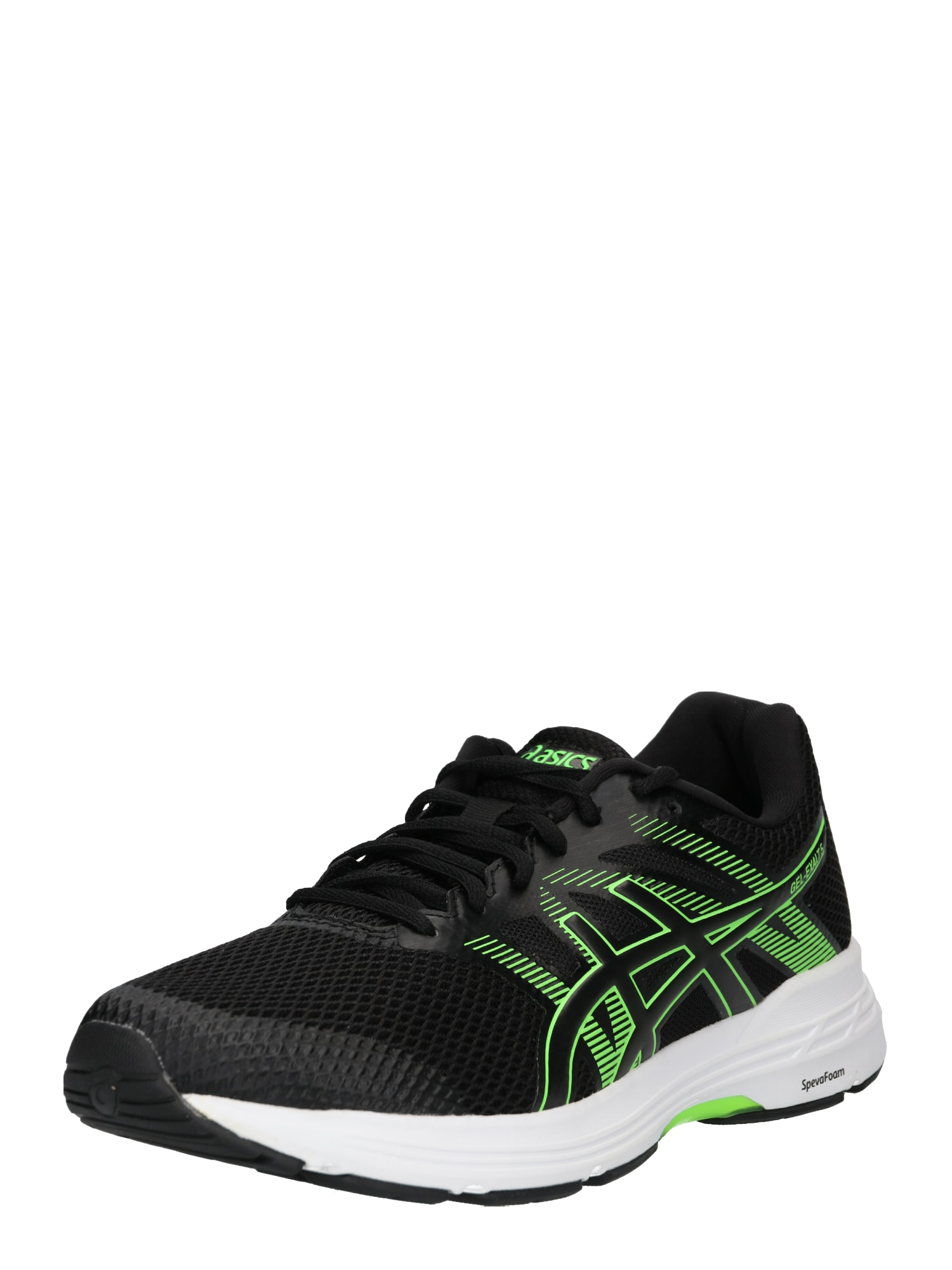 Běžecká obuv Gel-Exalt 5 svítivě zelená černá ASICS