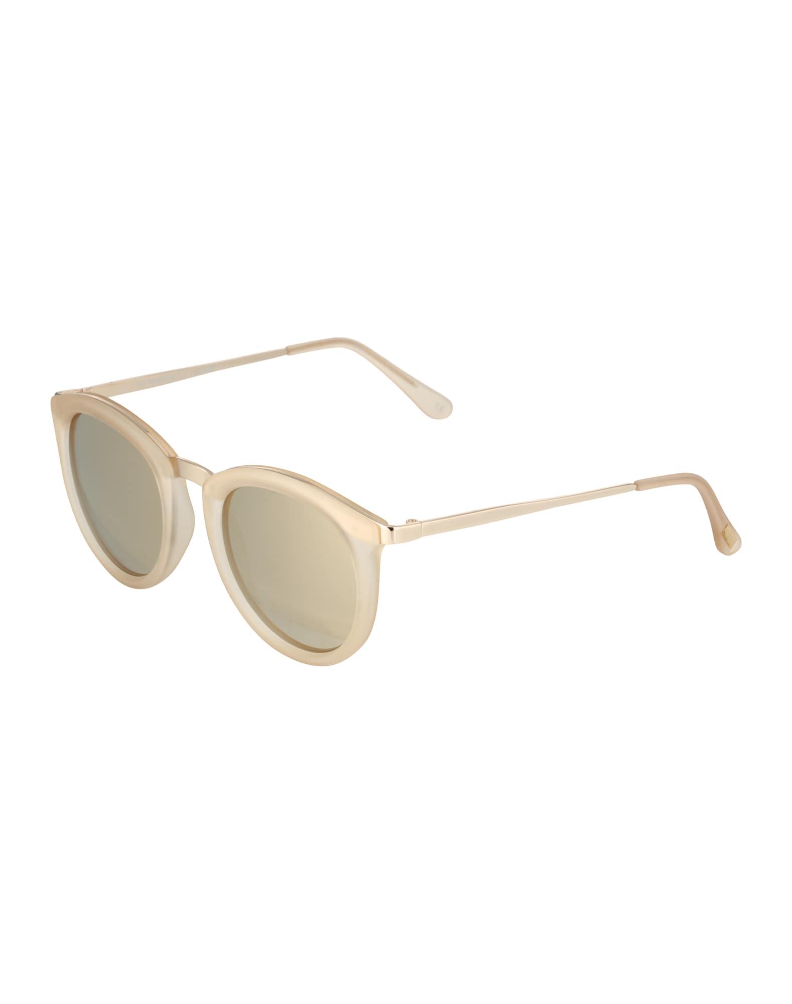 Sluneční brýle No Smirking béžová LE SPECS