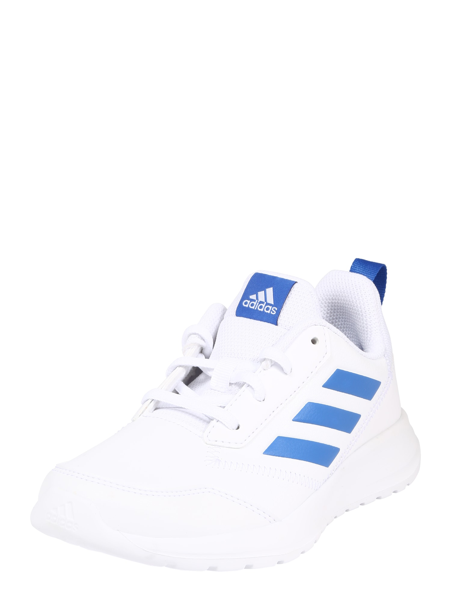 Sportovní boty Alta Run K modrá bílá ADIDAS PERFORMANCE