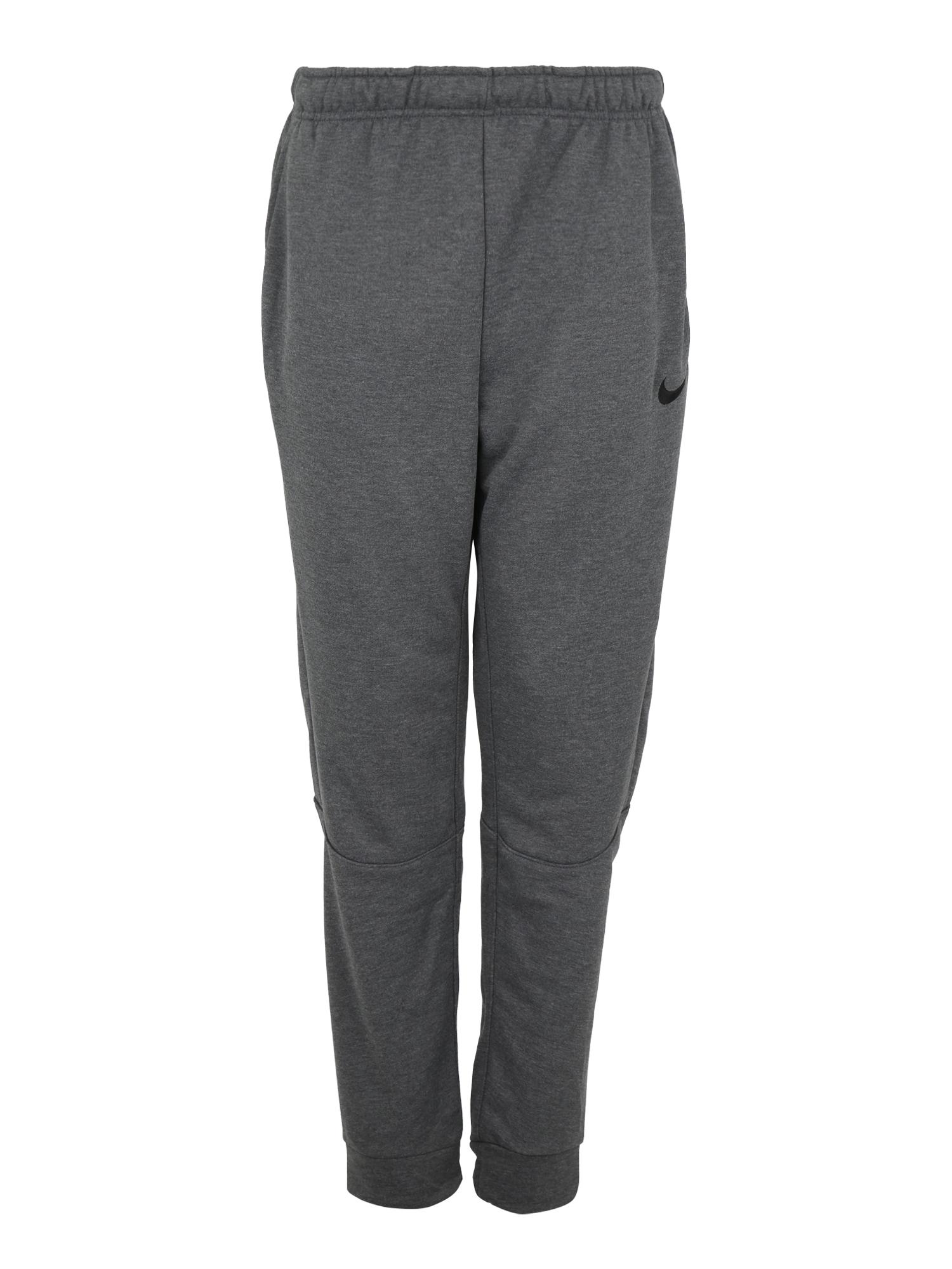 Sportovní kalhoty DRY TAPER šedá NIKE