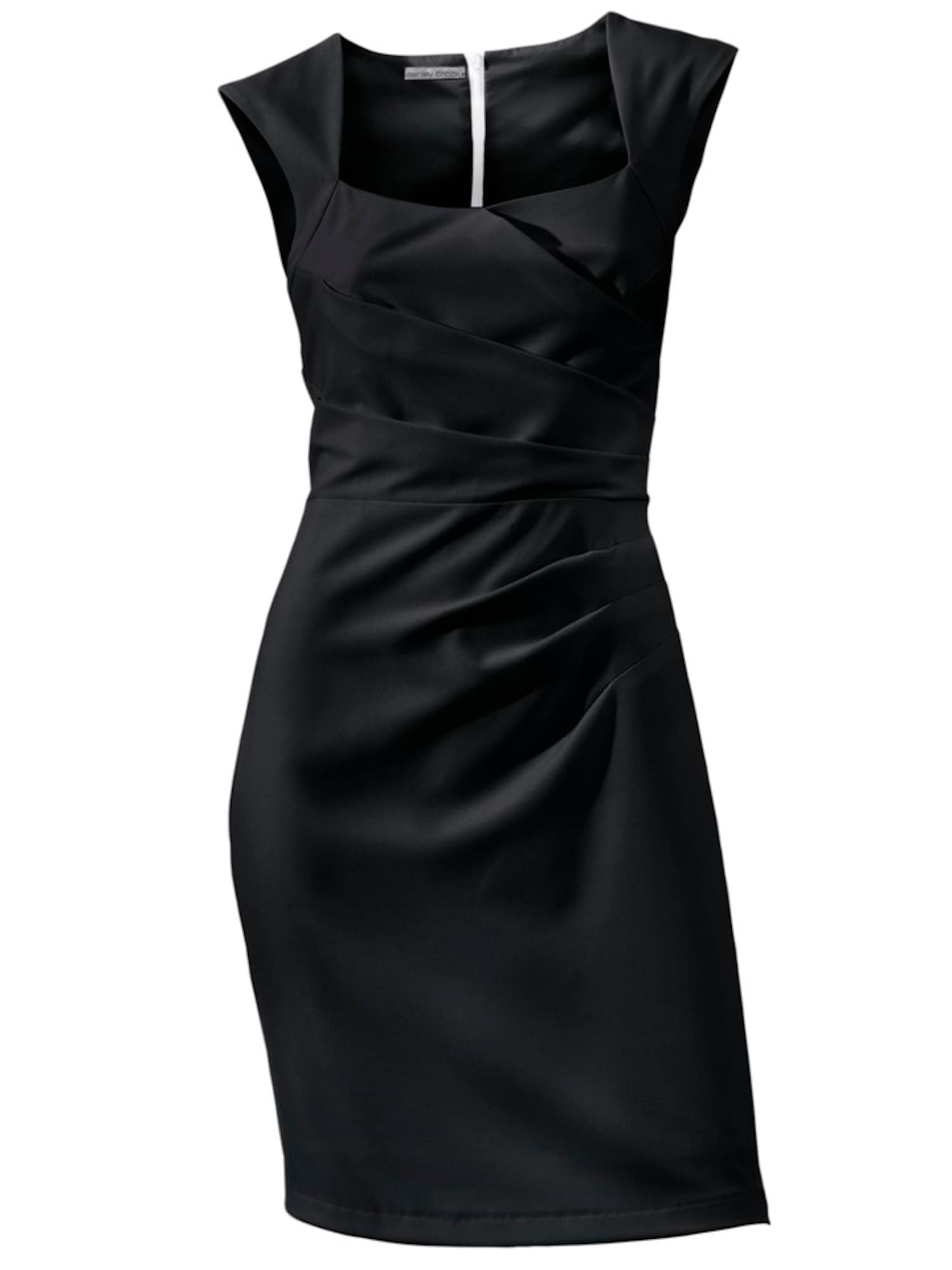 Pouzdrové šaty černá Heine