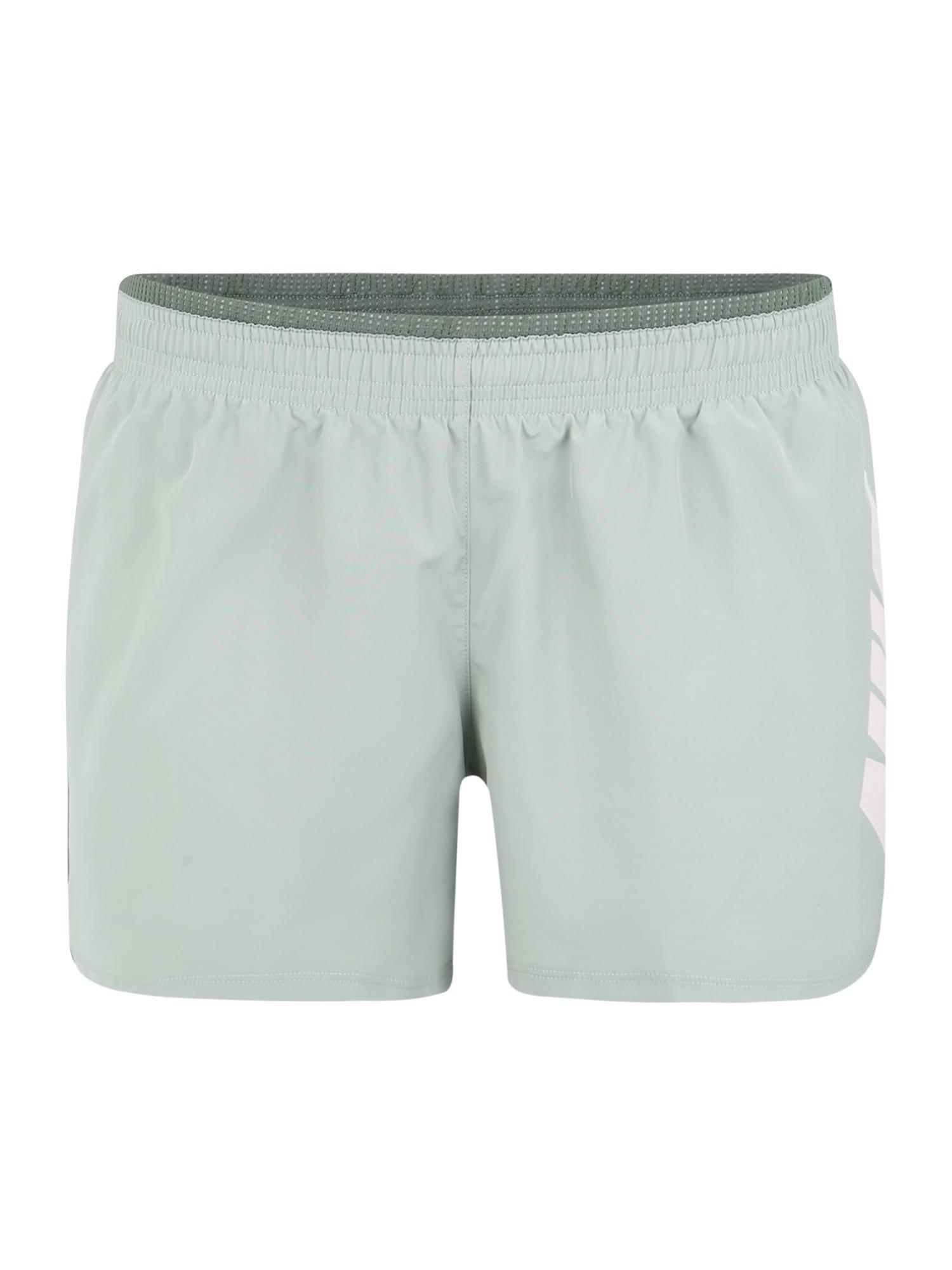 Sportovní kalhoty REBEL šedá NIKE