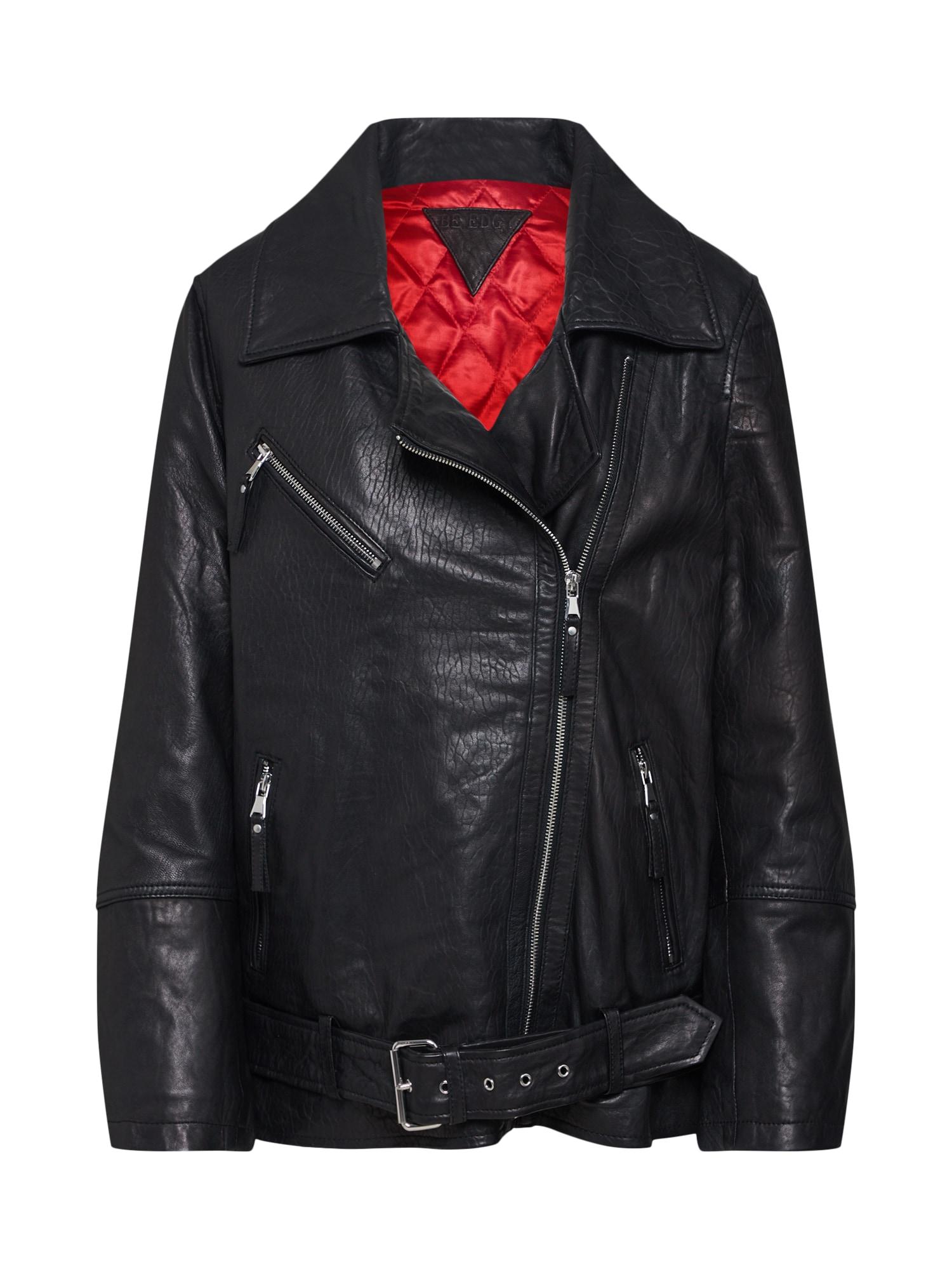 Přechodná bunda BEkesha černá BE EDGY