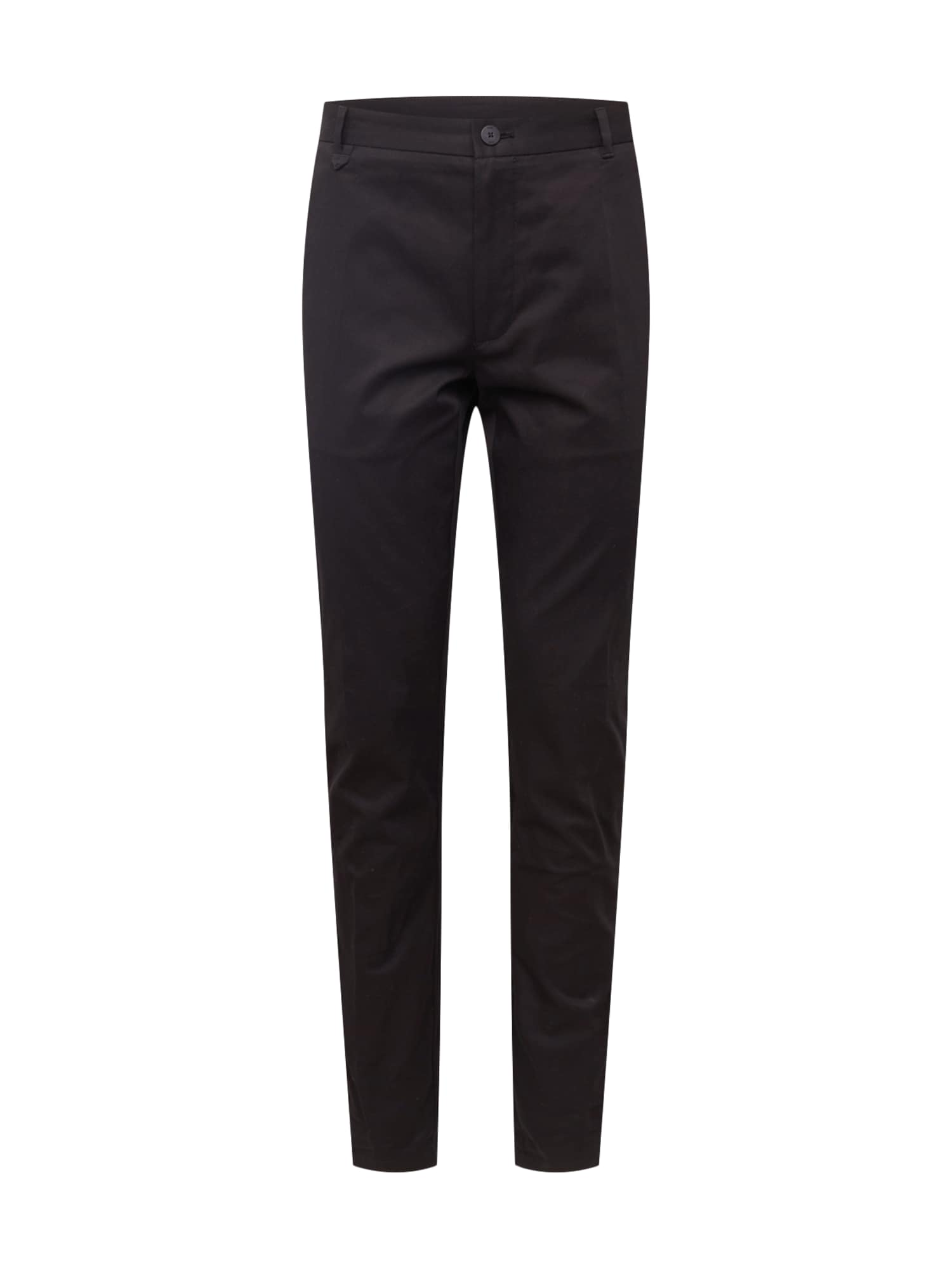 Kalhoty s puky černá HUGO
