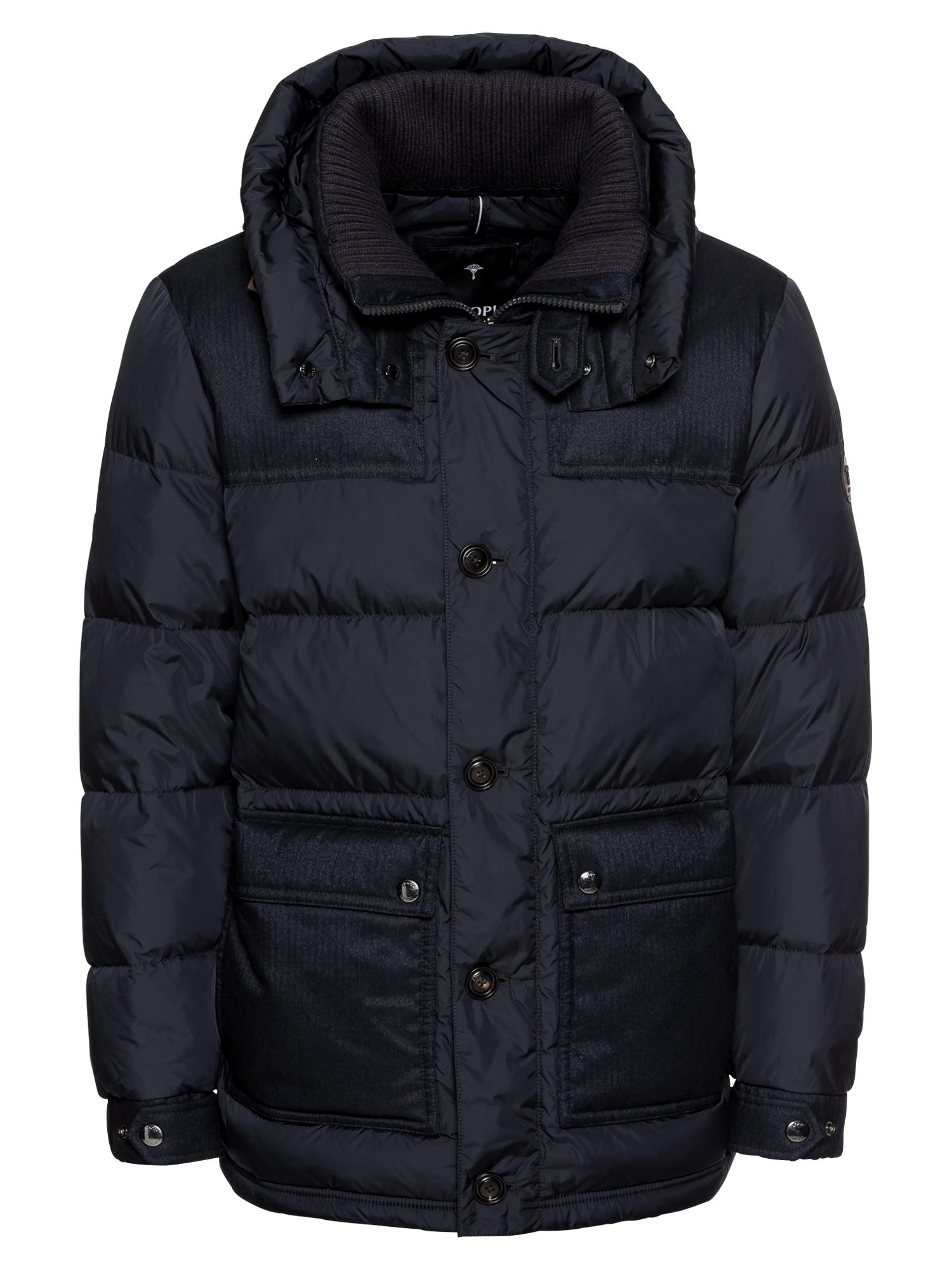 Zimní bunda WILSON tmavě modrá JOOP!
