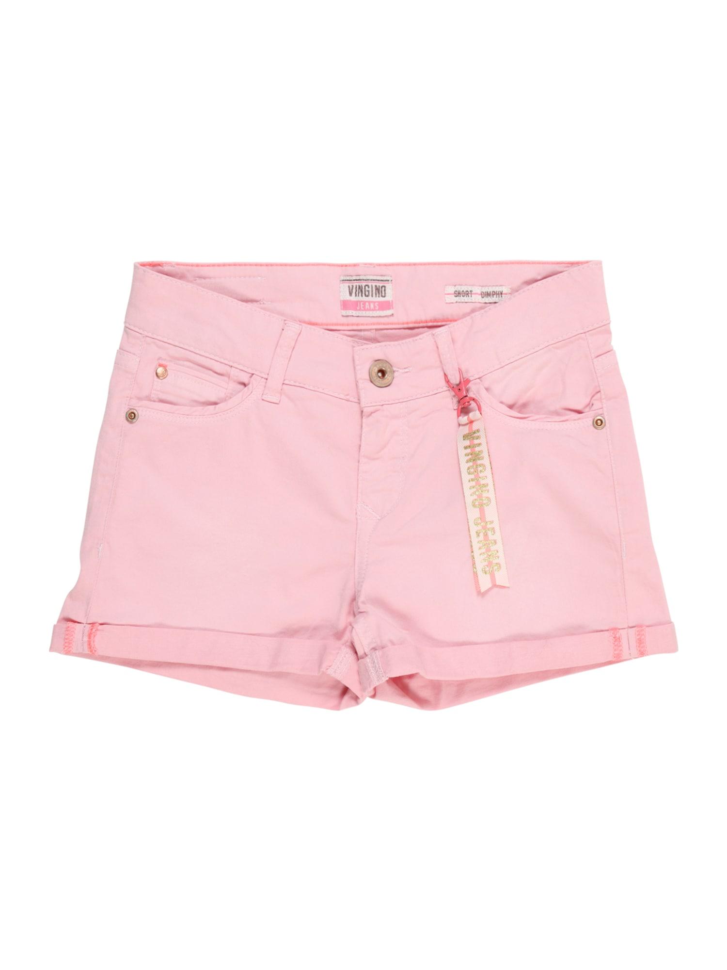 Džíny Dimphy pink VINGINO