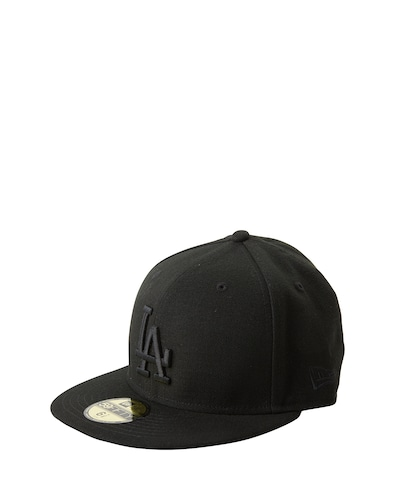 NEW ERA Kappe ´TONAL POLY FITTED 59FIFTY Los Angeles Dodgers´ Sale Angebote Schwarzbach