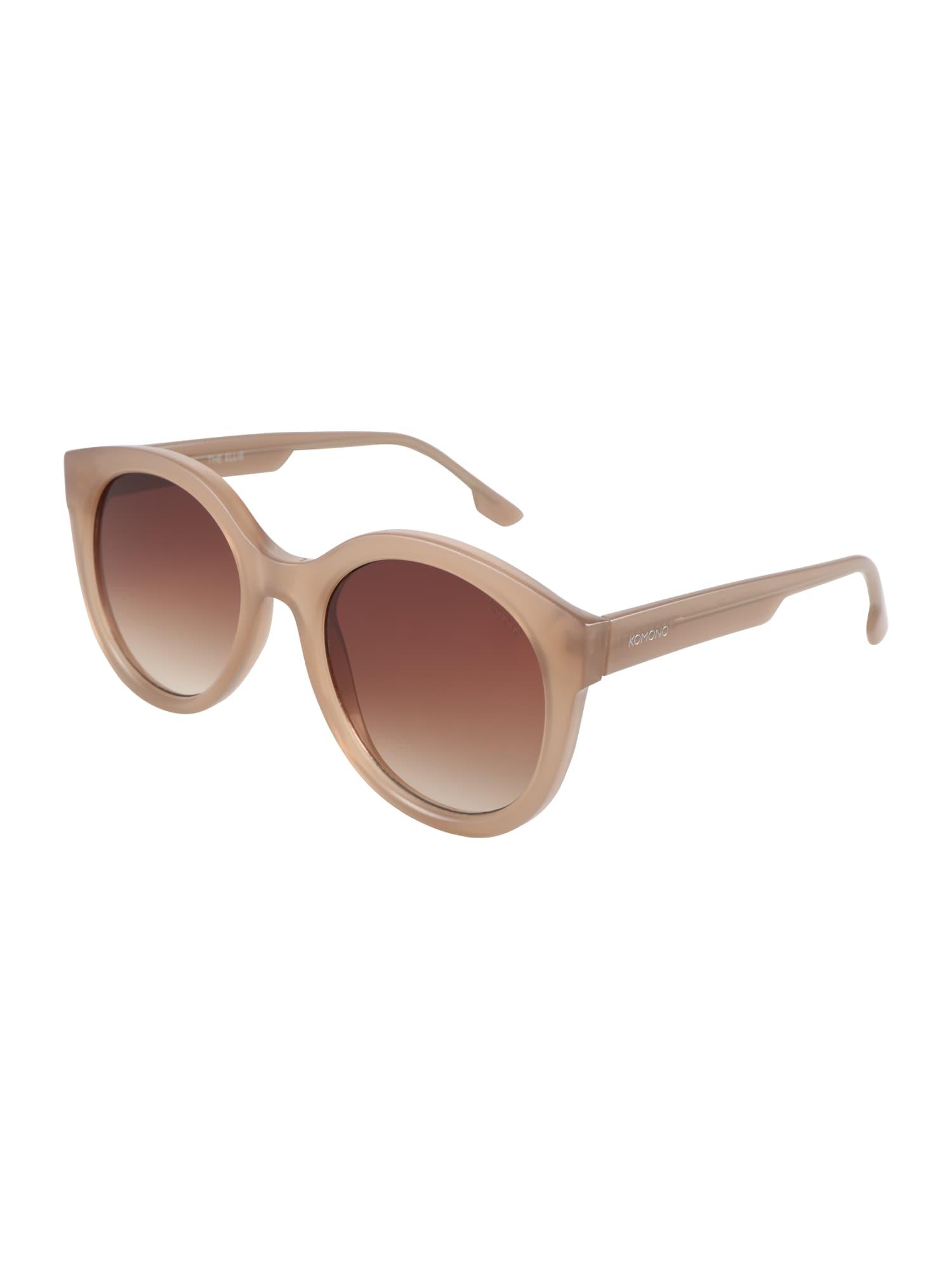 Sluneční brýle ELLIS béžová Komono