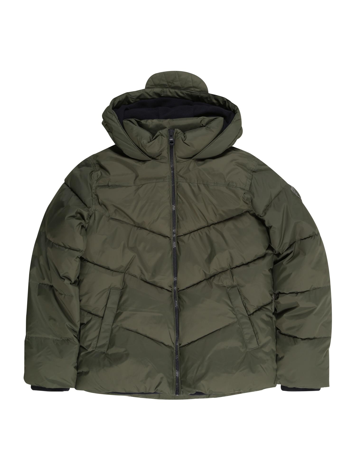 Funkční bunda olivová CMP