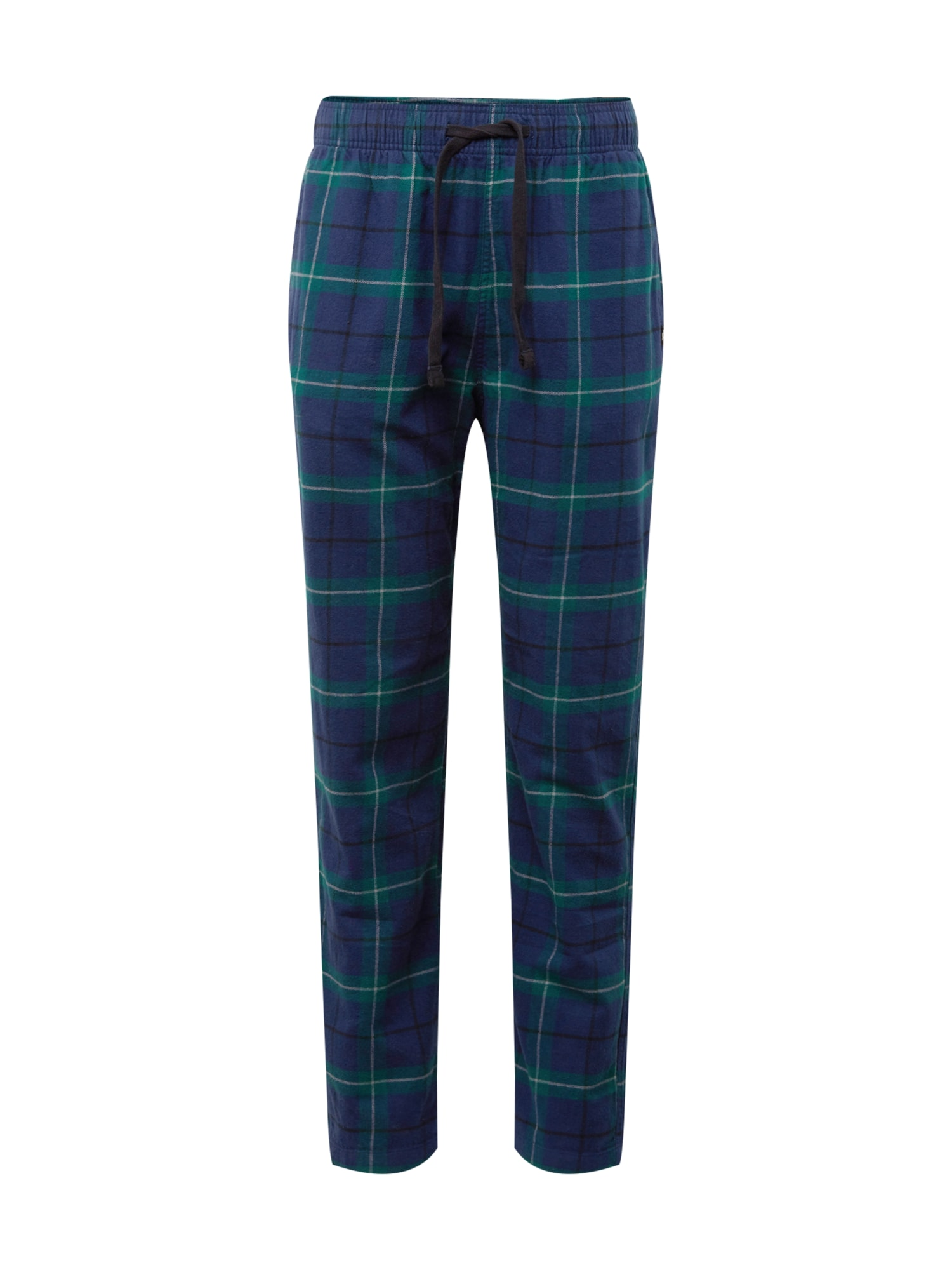 Pyžamové kalhoty noční modrá HOLLISTER