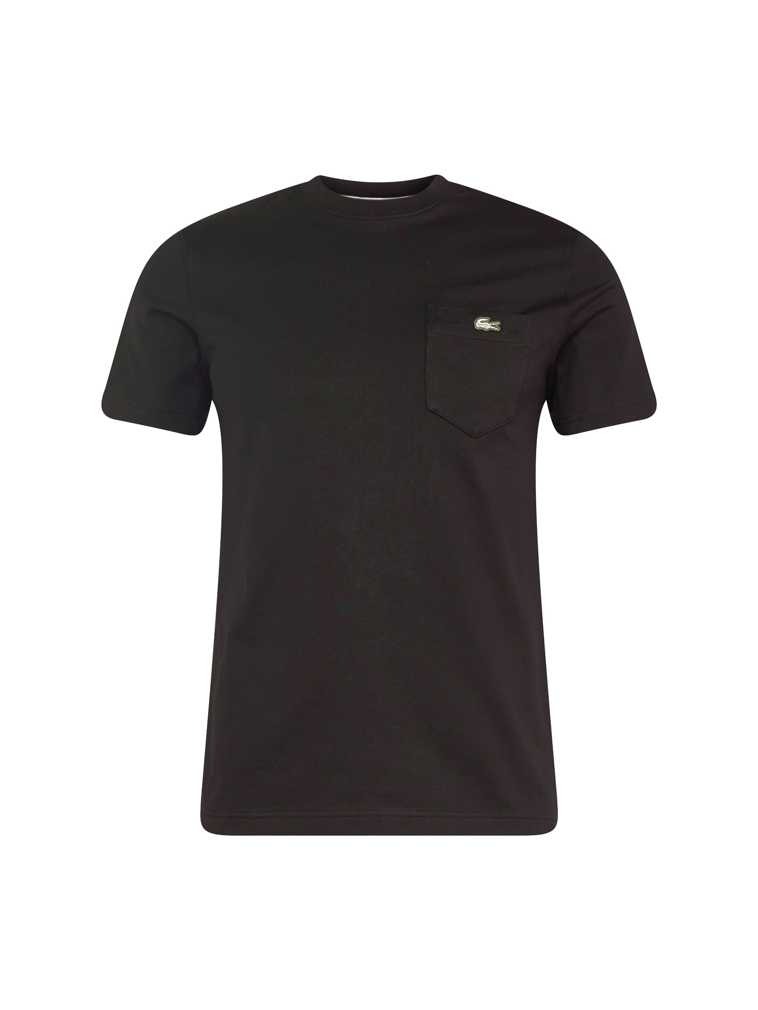 Tričko černá Lacoste LIVE