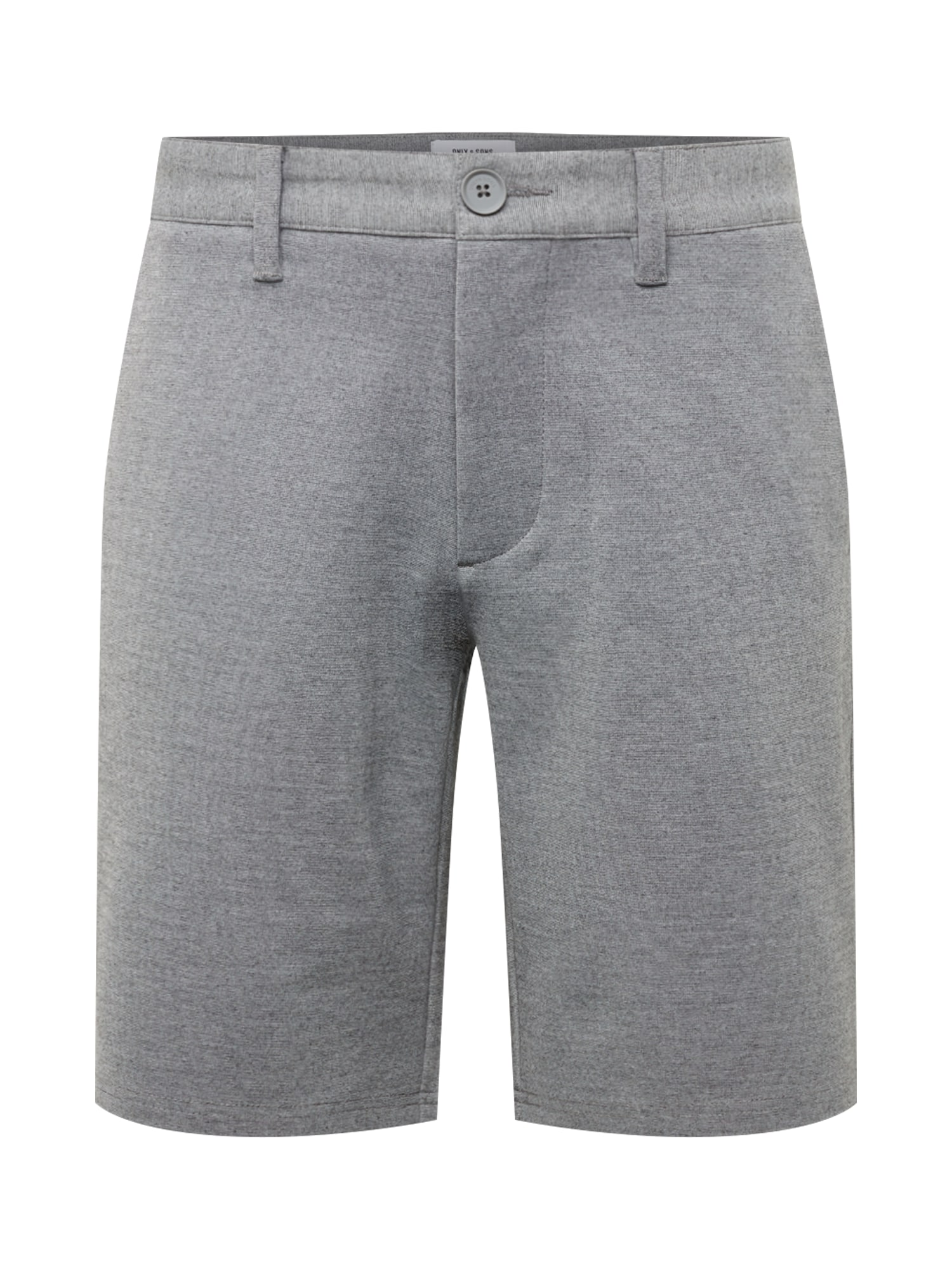 Kalhoty Mark šedý melír Only & Sons