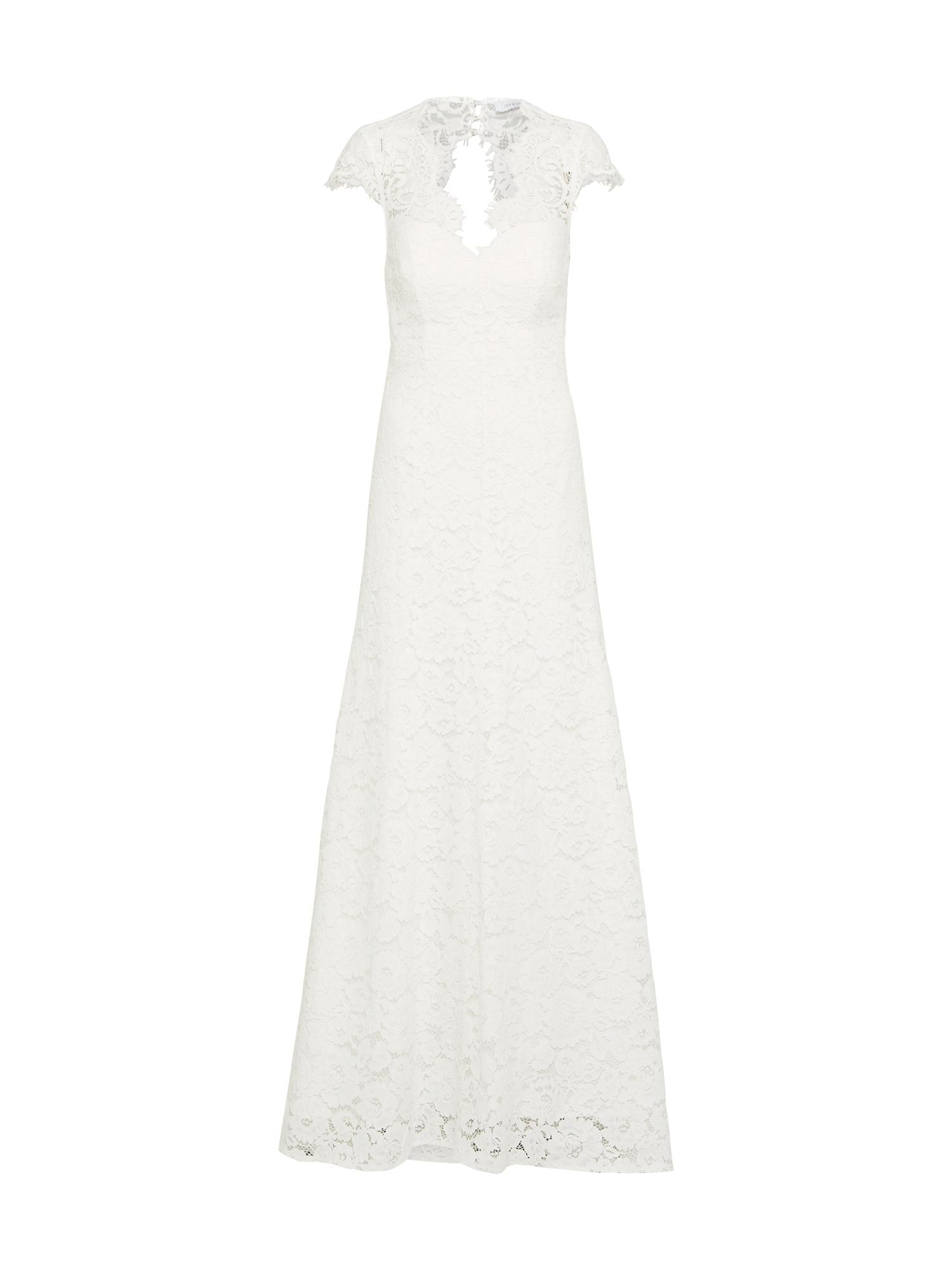 Společenské šaty TAIL bílá IVY & OAK