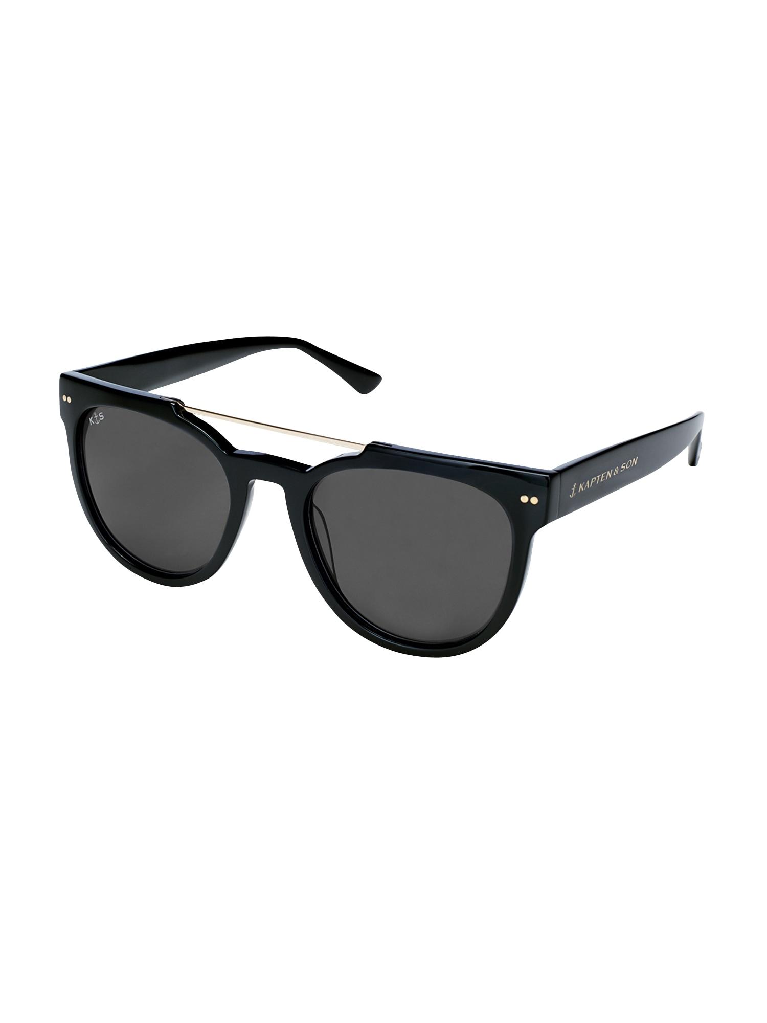 Sluneční brýle Nice černá Kapten & Son