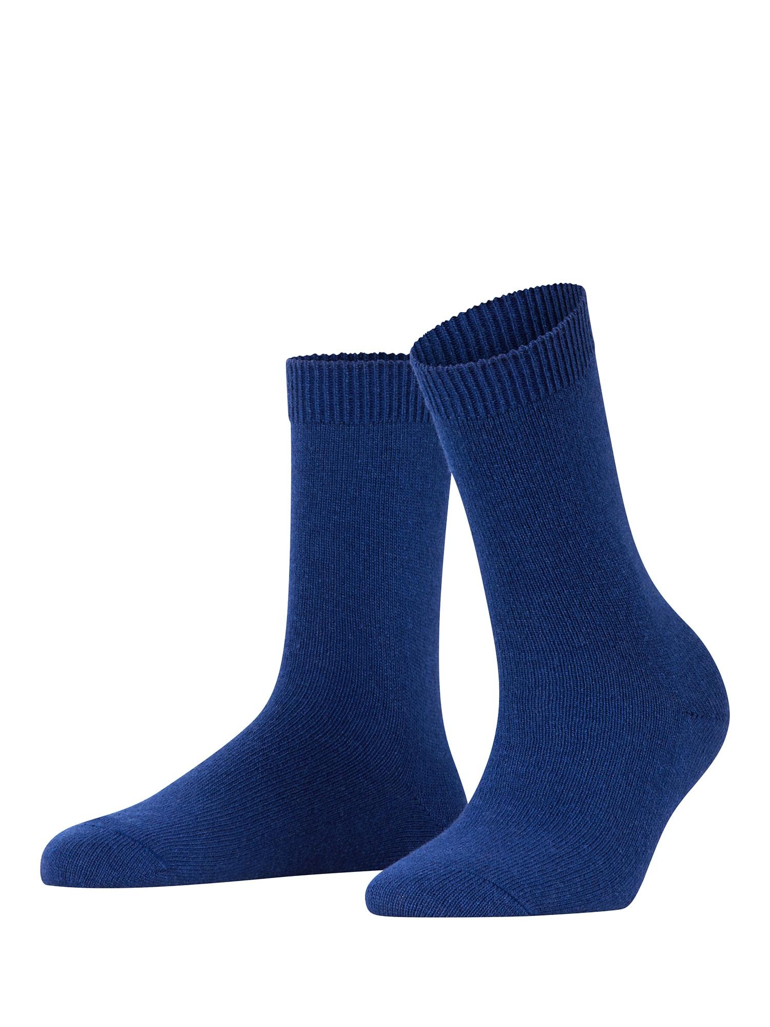 Ponožky Cosy Wool královská modrá FALKE