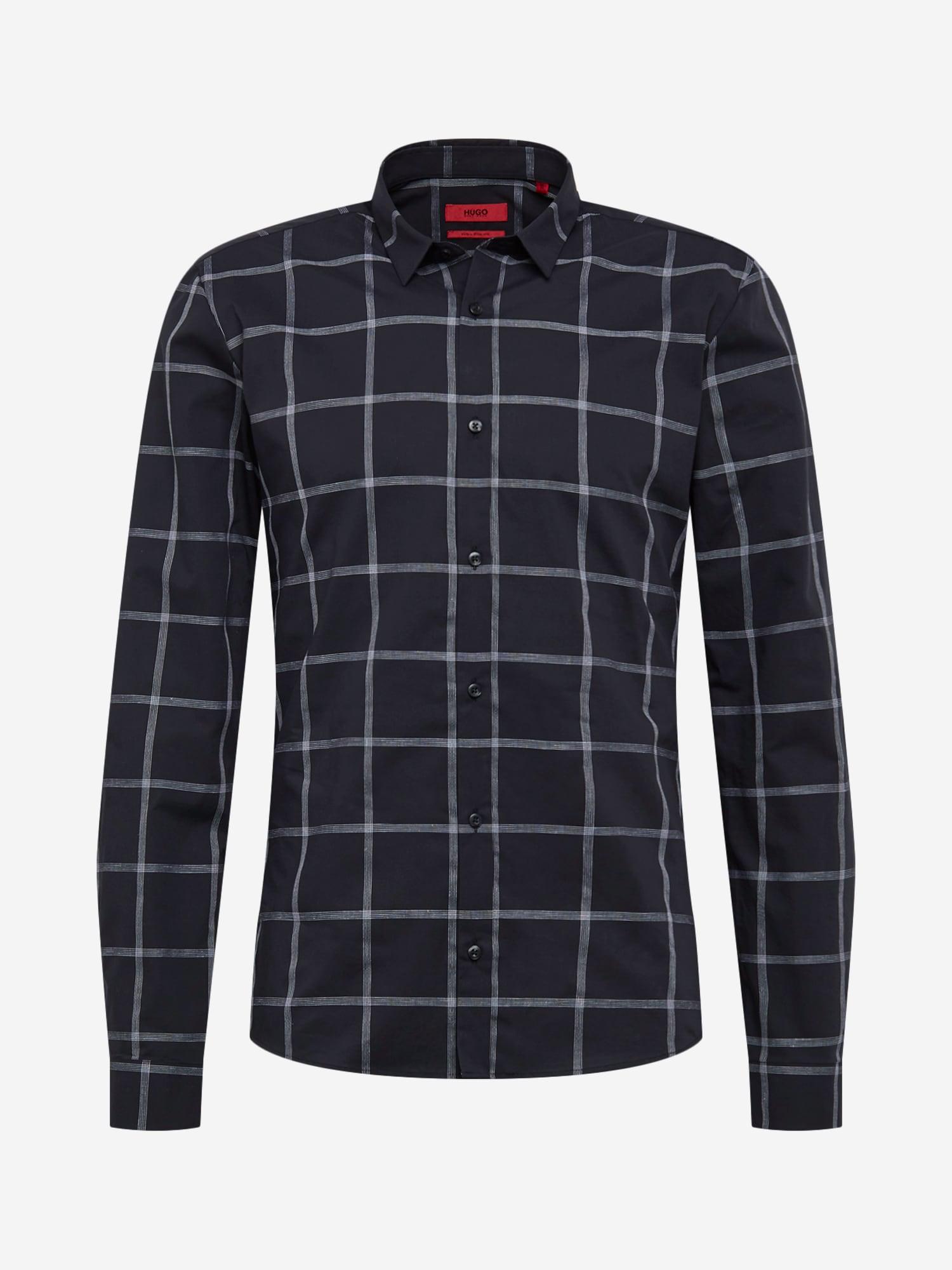 Košile Ero3-W černá HUGO