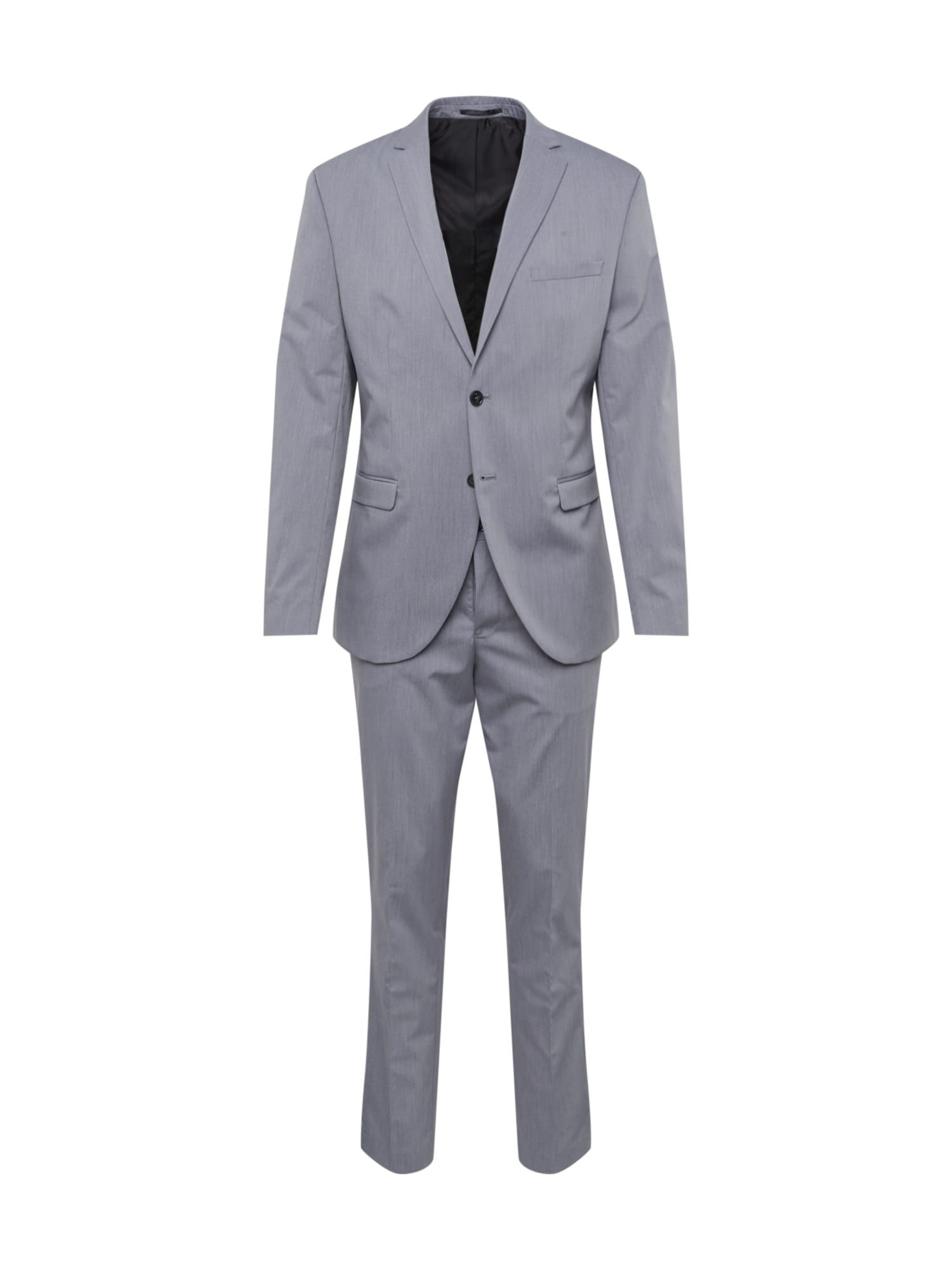 Oblek SLHSLIM-MYLOHEAD LT BLUE SUIT B EX světlemodrá SELECTED HOMME