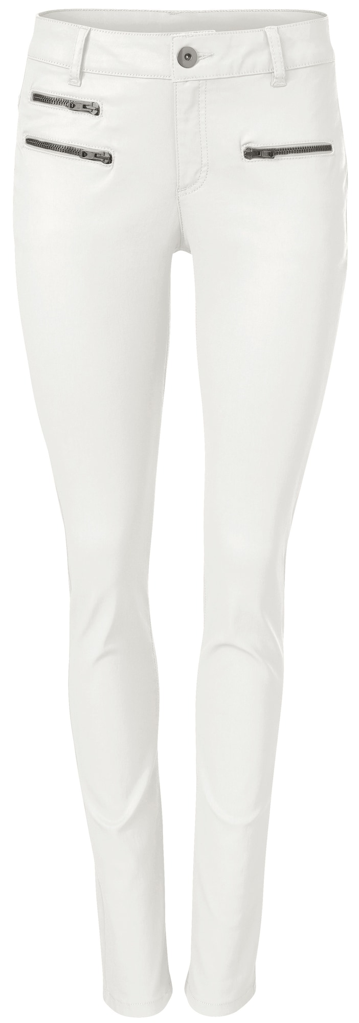 Kalhoty bílá Heine
