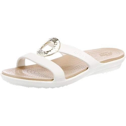 Pantolette ´Sanrah Hammered Met Sandal W´