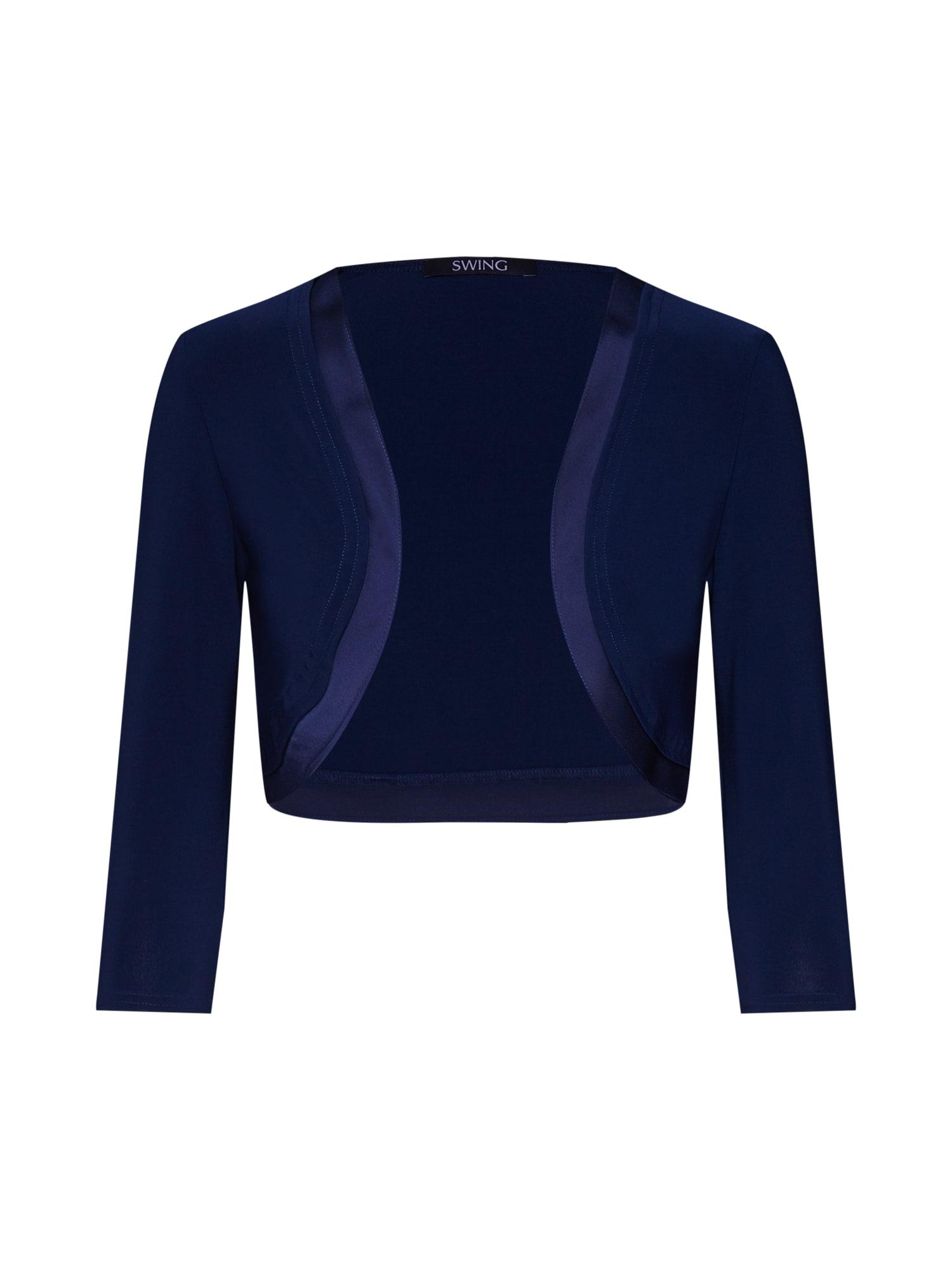 Bolerko Bolero - Jersey marine modrá SWING