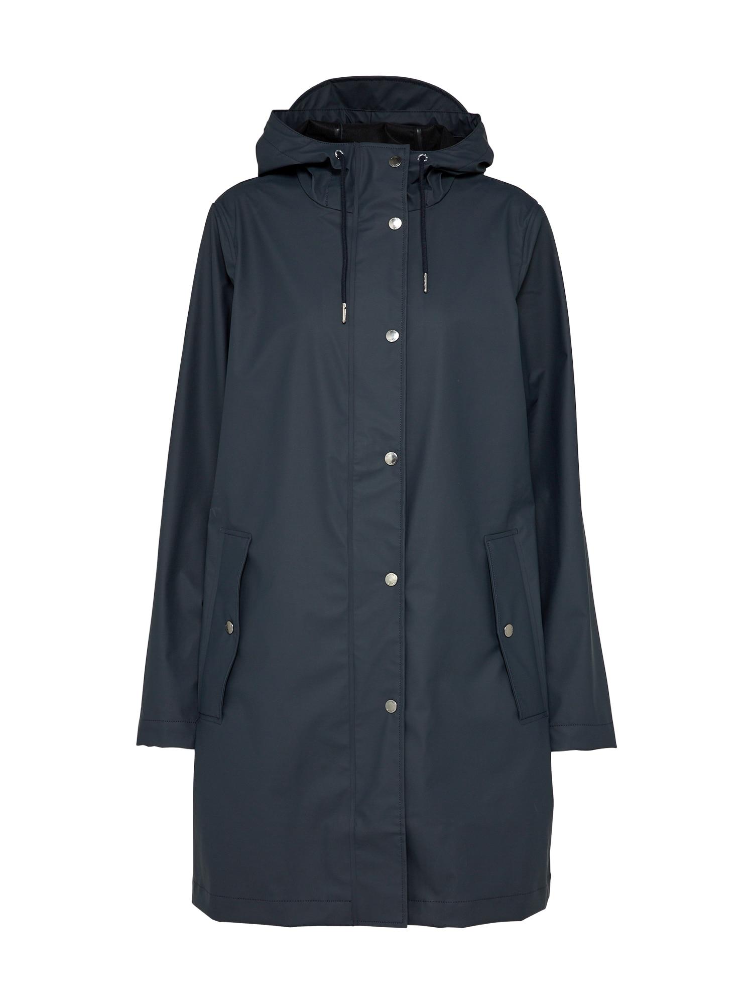 Funkční kabát Stala noční modrá Samsoe & Samsoe