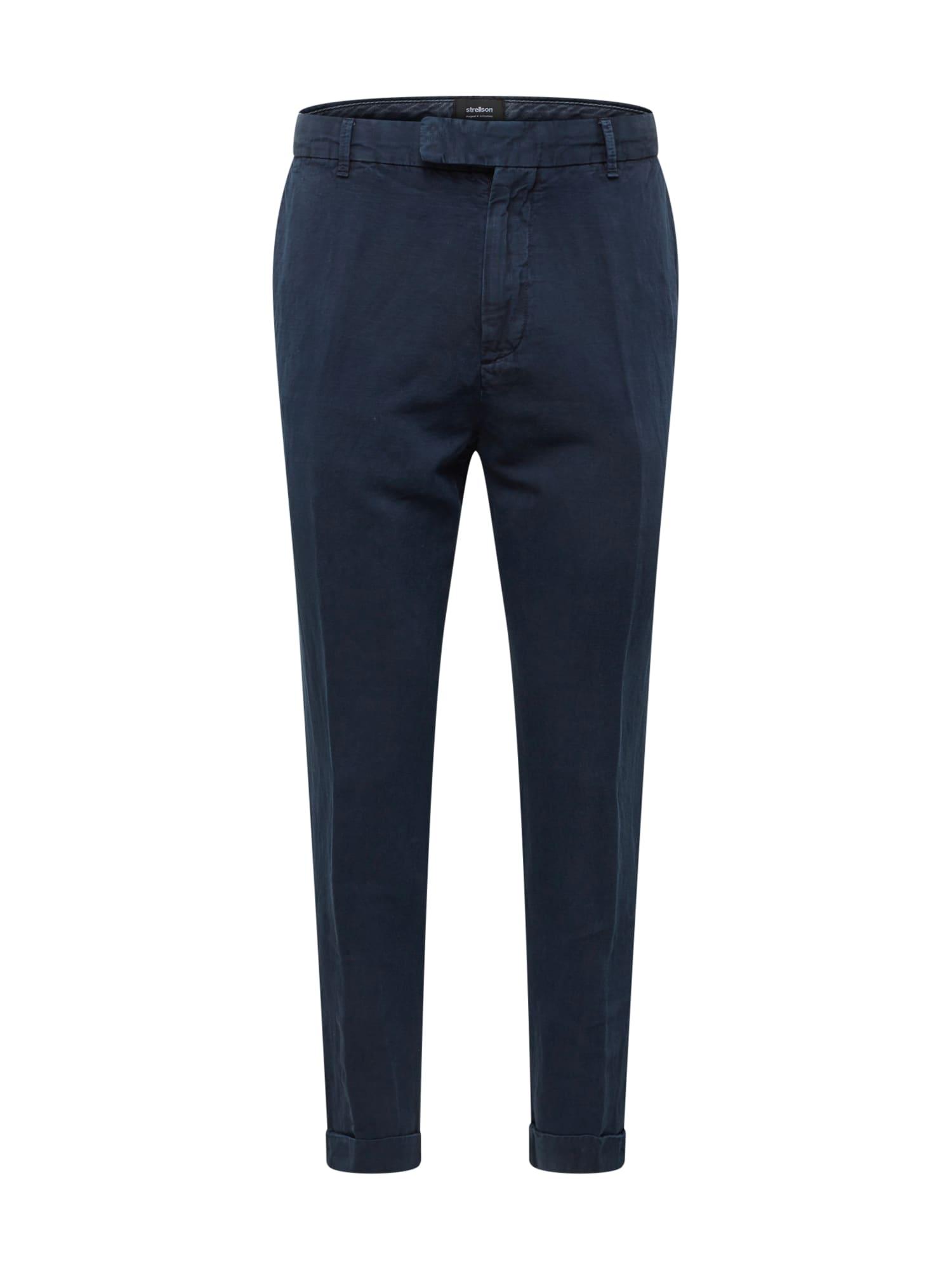 Chino kalhoty 11 Biant-D 10007511 tmavě modrá STRELLSON
