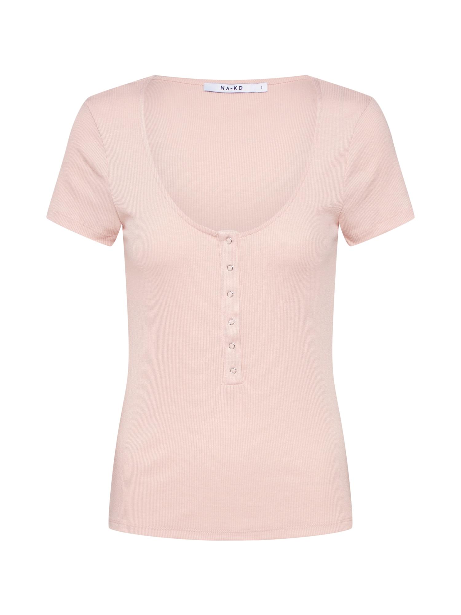 Tričko růžová NA-KD