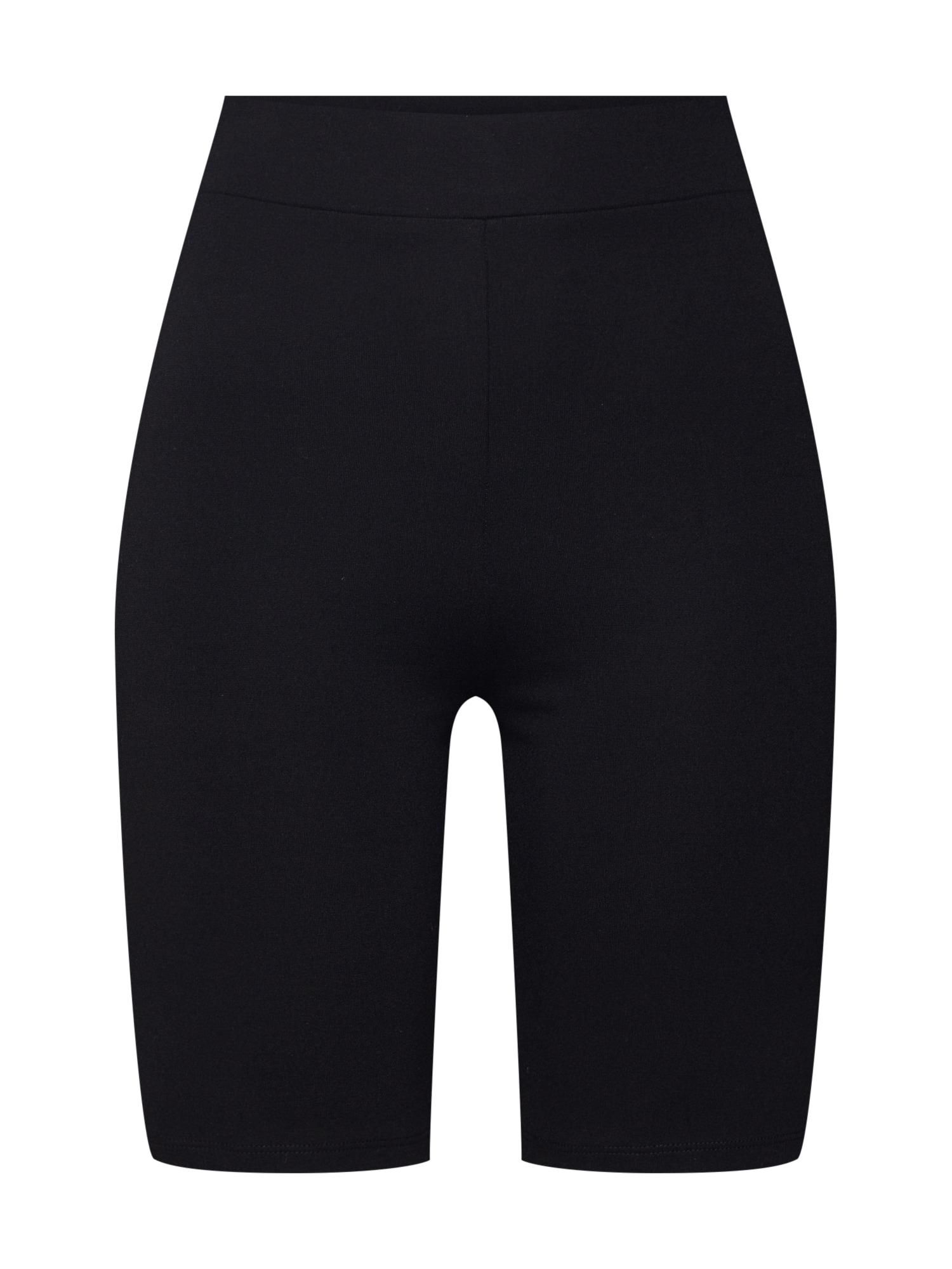 Legíny DonnaRomaina x Shorts černá NA-KD