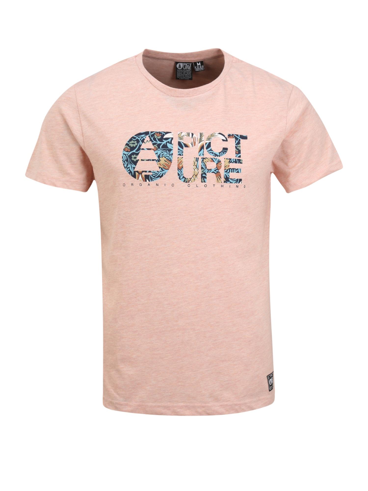 Picture Organic Clothing Funkční tričko 'BASEMENT HORTA'  mix barev / růžová