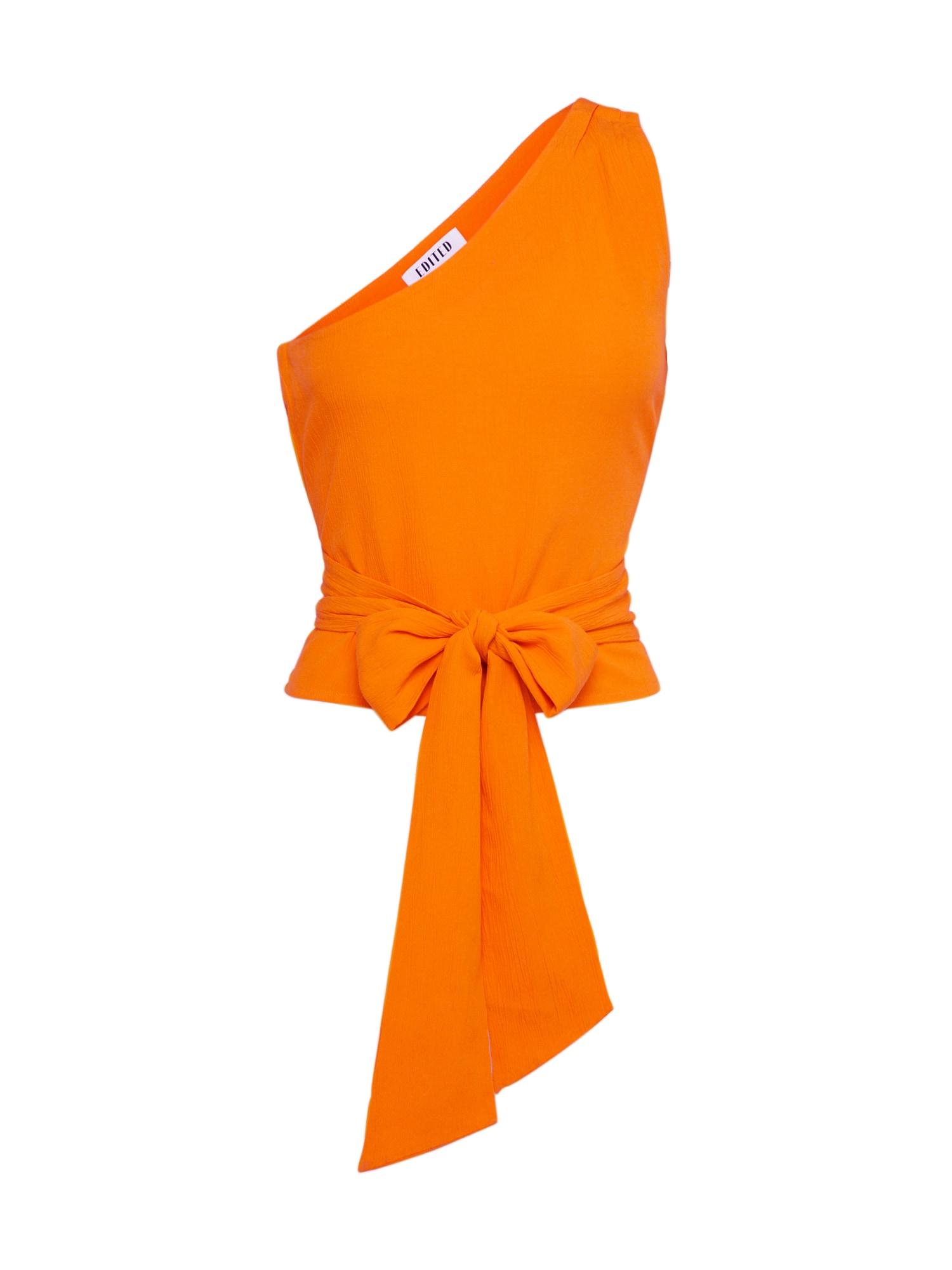 Top Edith oranžová EDITED