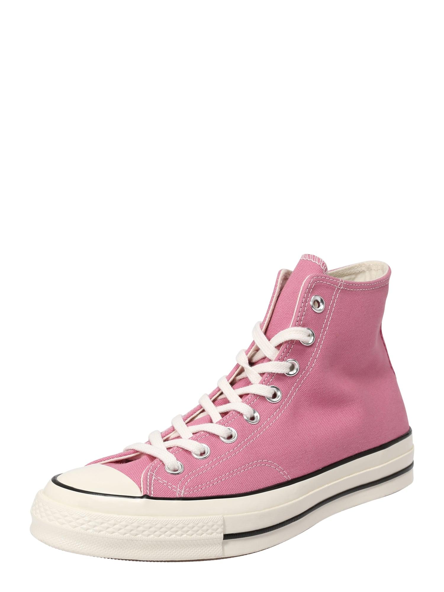 Kotníkové tenisky CHUCK 70 ALWAYS ON - HI pink bílá CONVERSE