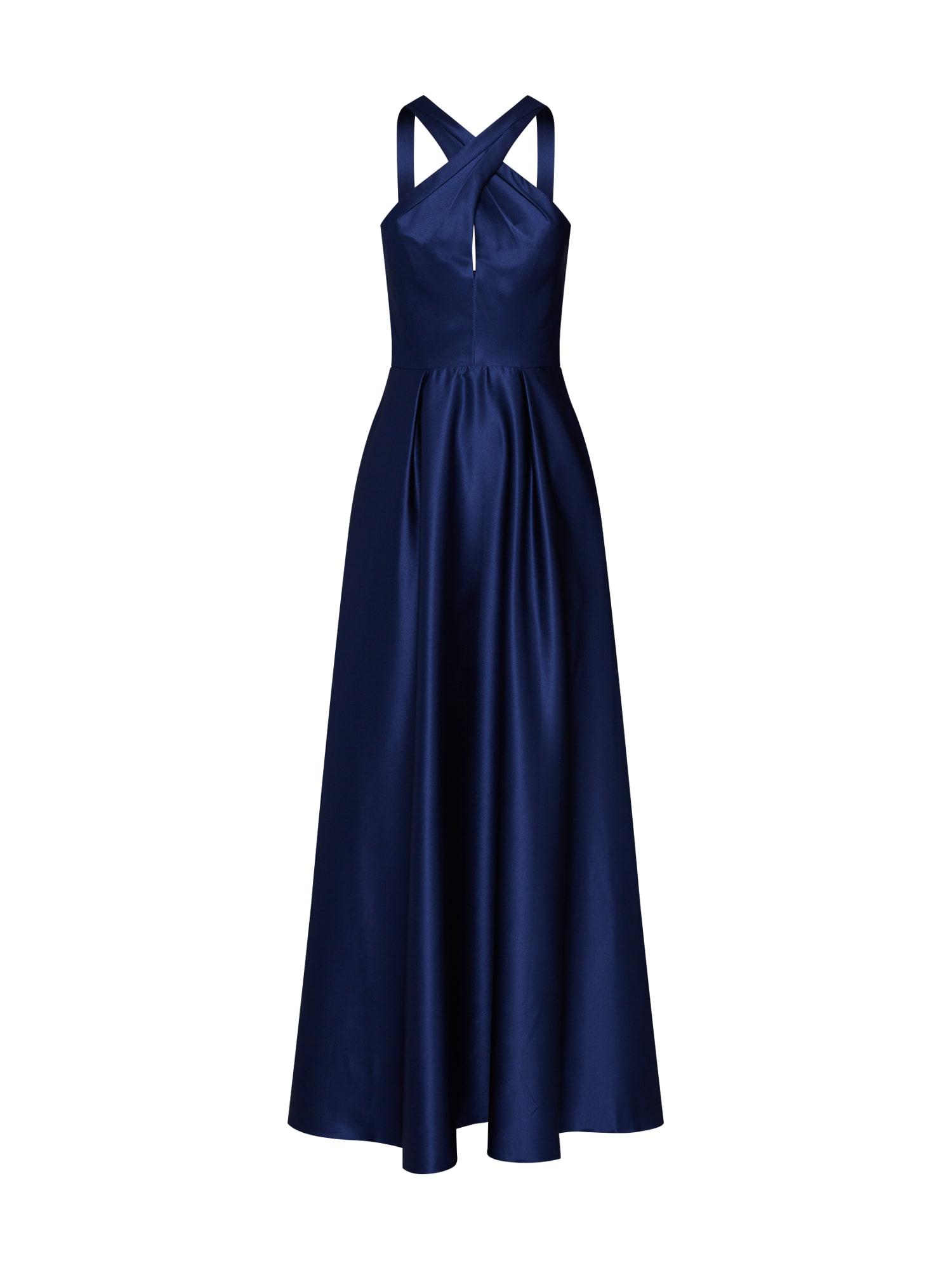 Společenské šaty modrá Laona