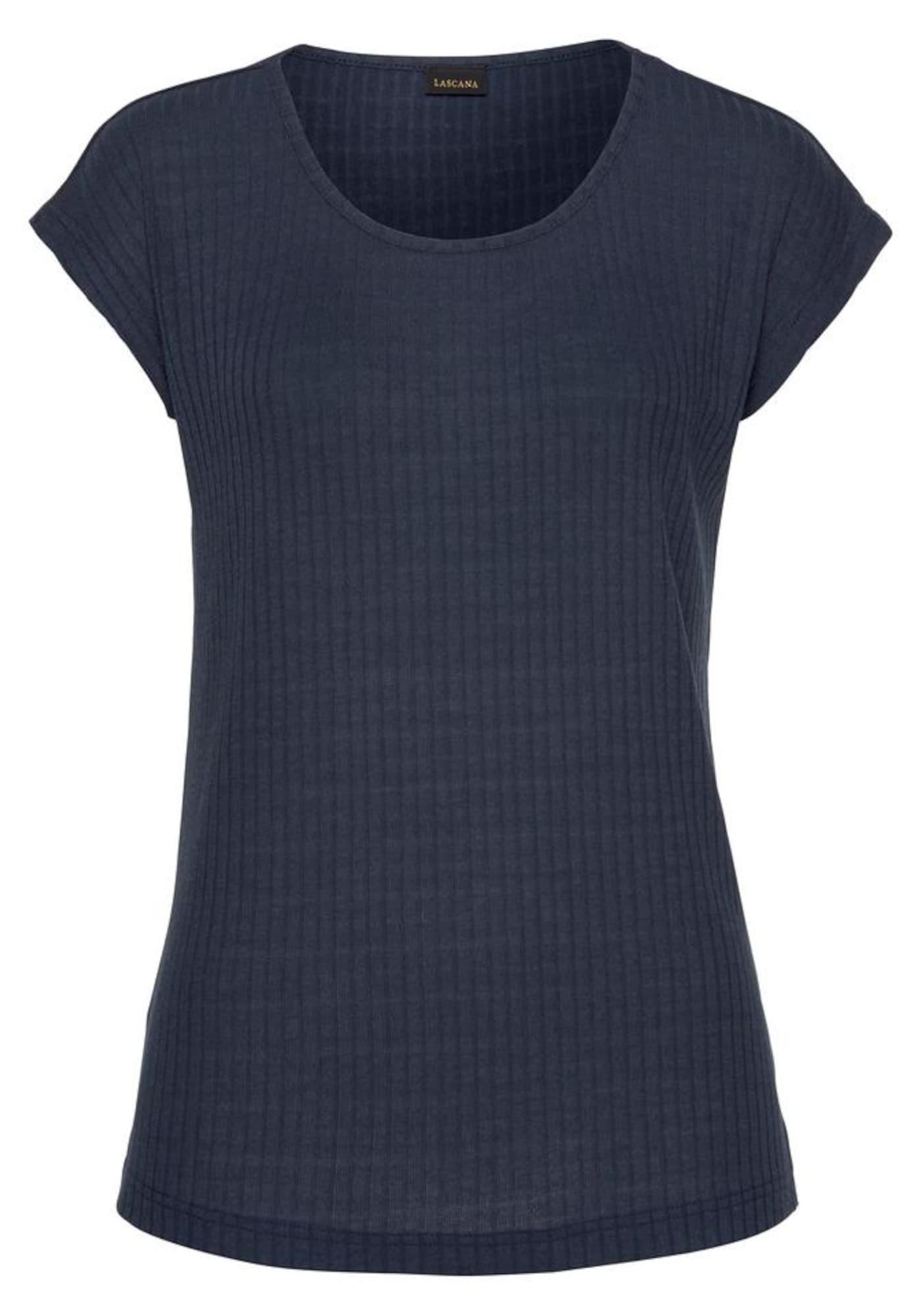 LASCANA, Dames Shirt, marine