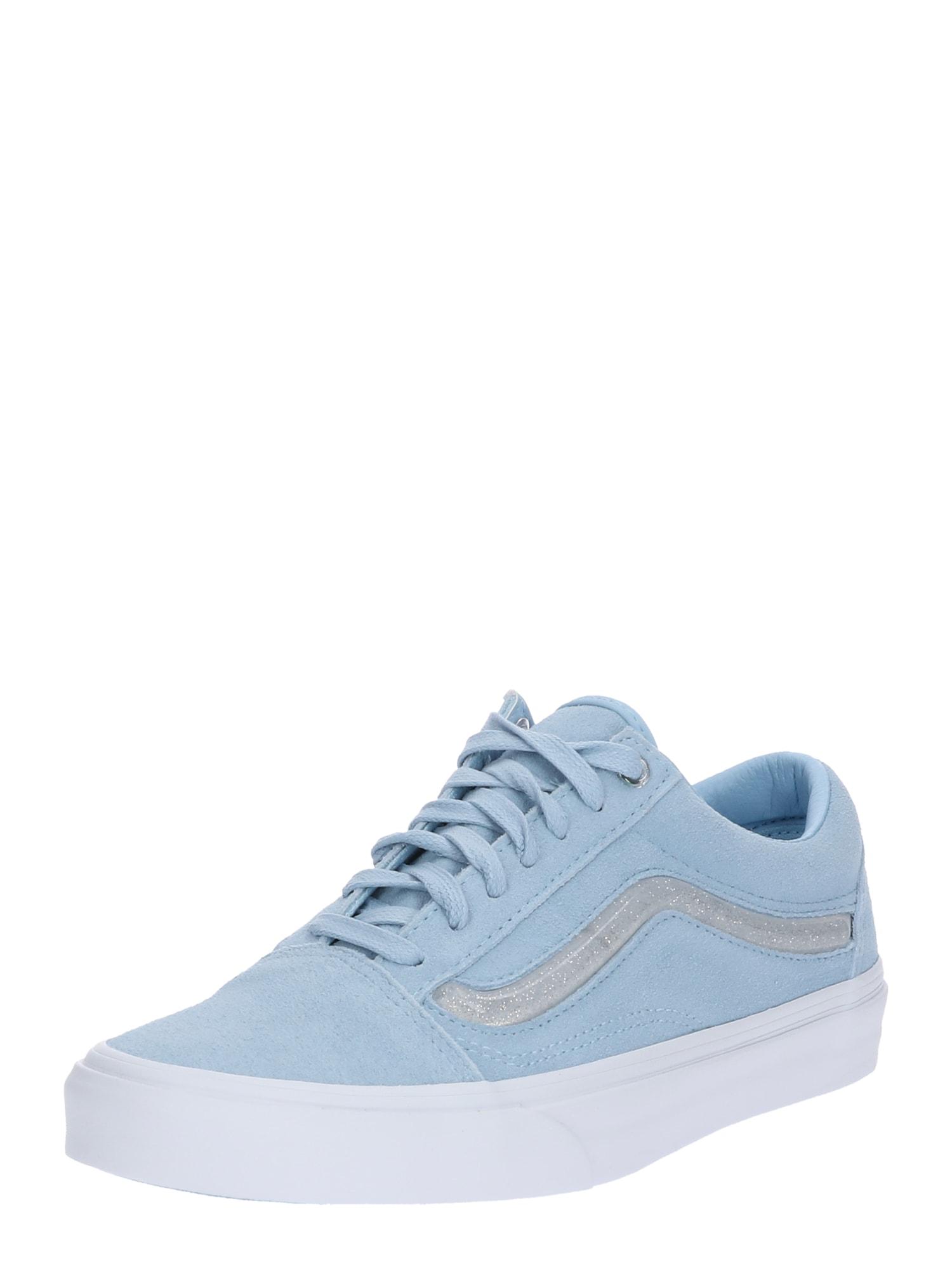 VANS, Dames Sneakers laag 'Old Skool', lichtblauw