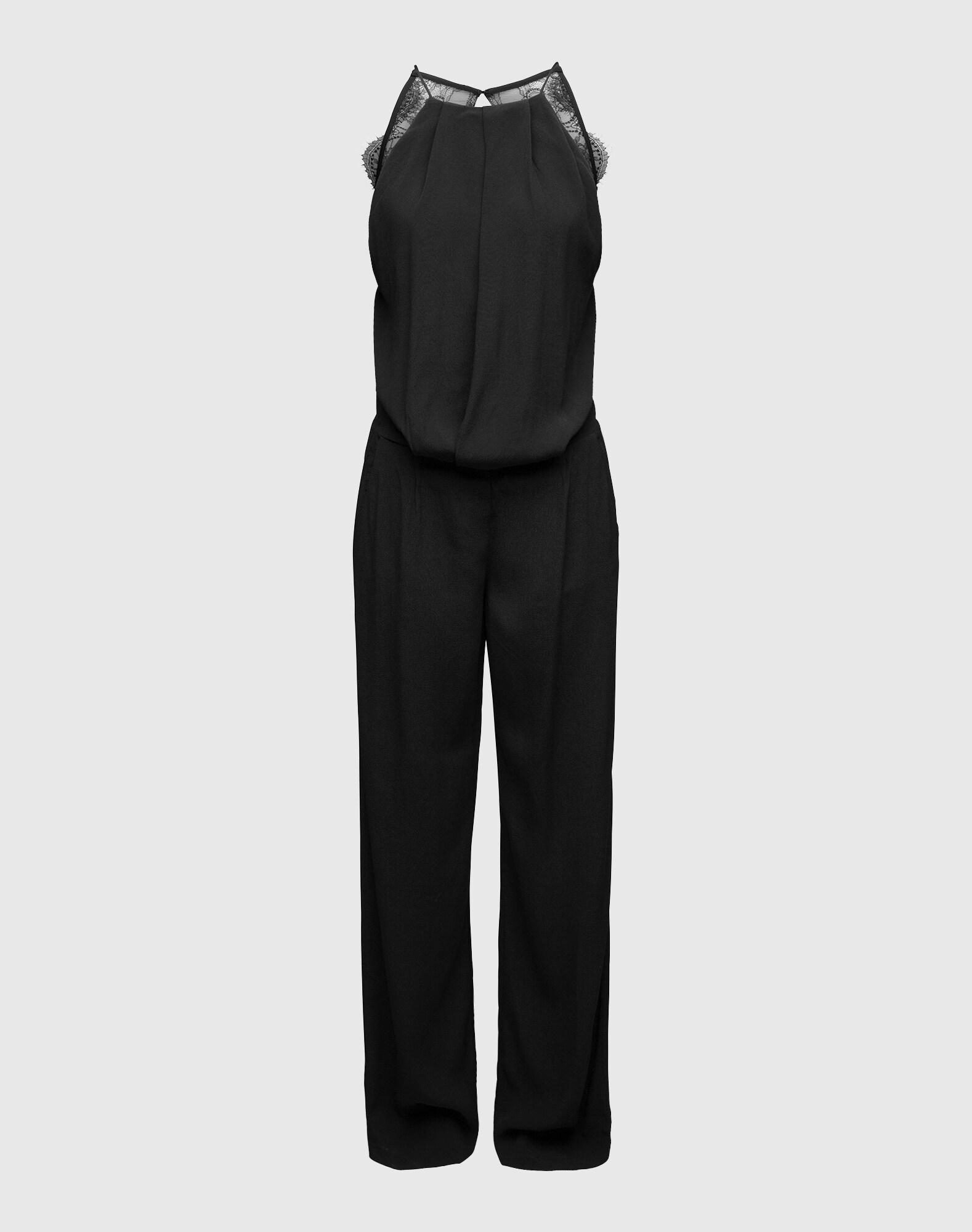 Samsoe & Samsoe, Dames Jumpsuit 'Willow 5687', zwart