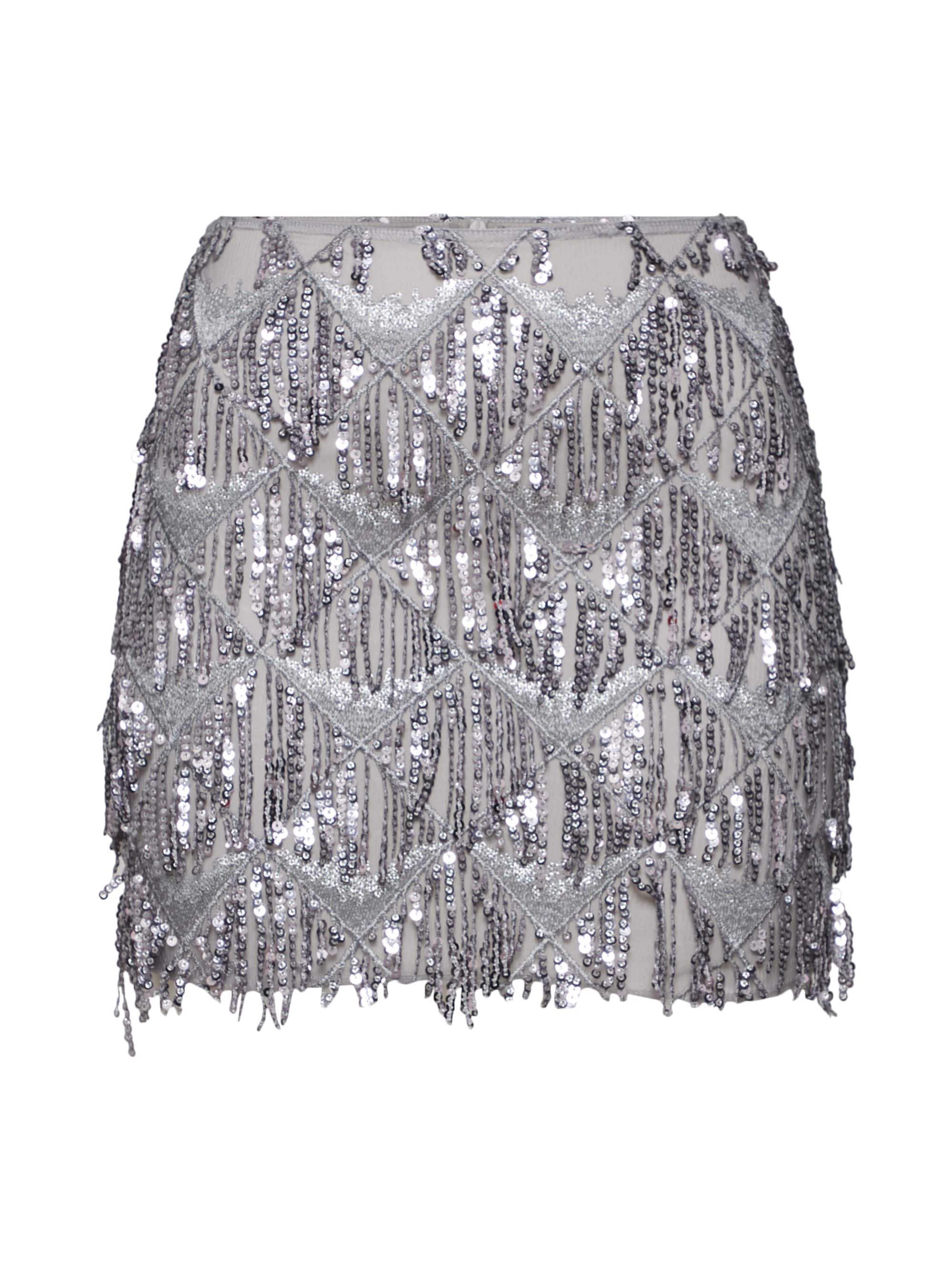 new look - Röcke ´27.04 WW GO SET DIAMOND SEQUIN SKIRT P173´