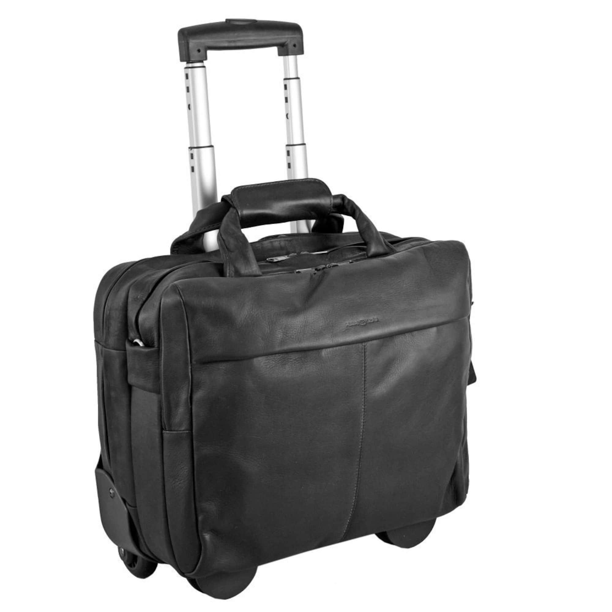 Trolley 'Country' | Taschen > Koffer & Trolleys > Trolleys | Schwarz | Harolds