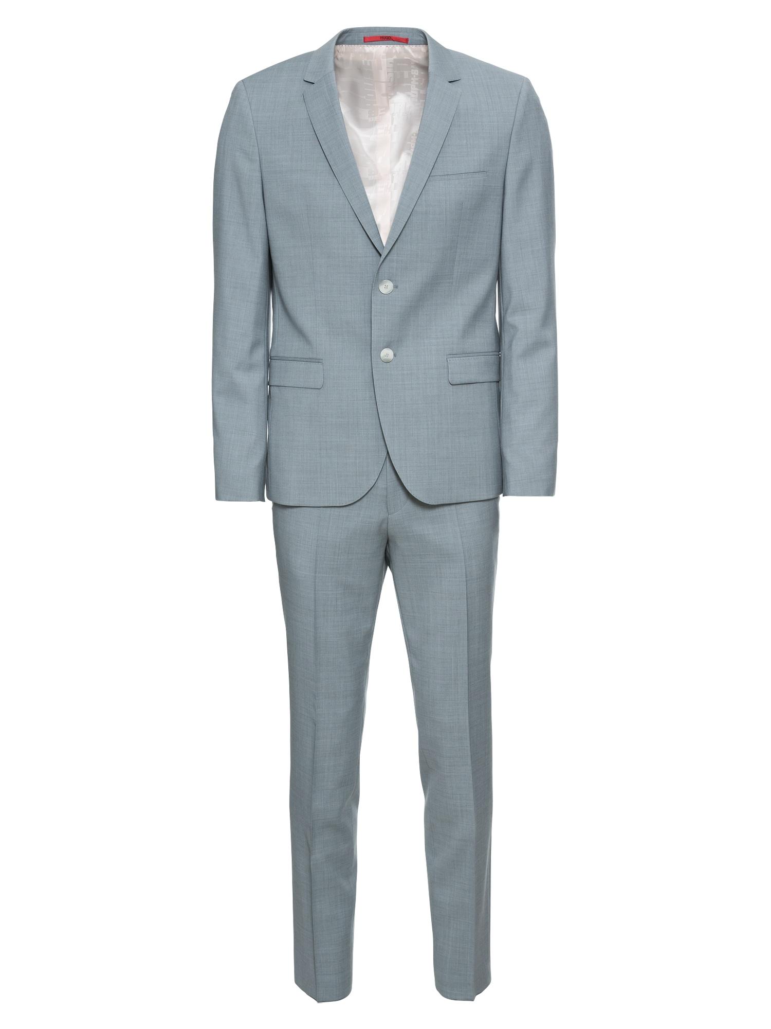 Oblek ArtiHesten182 světlemodrá HUGO