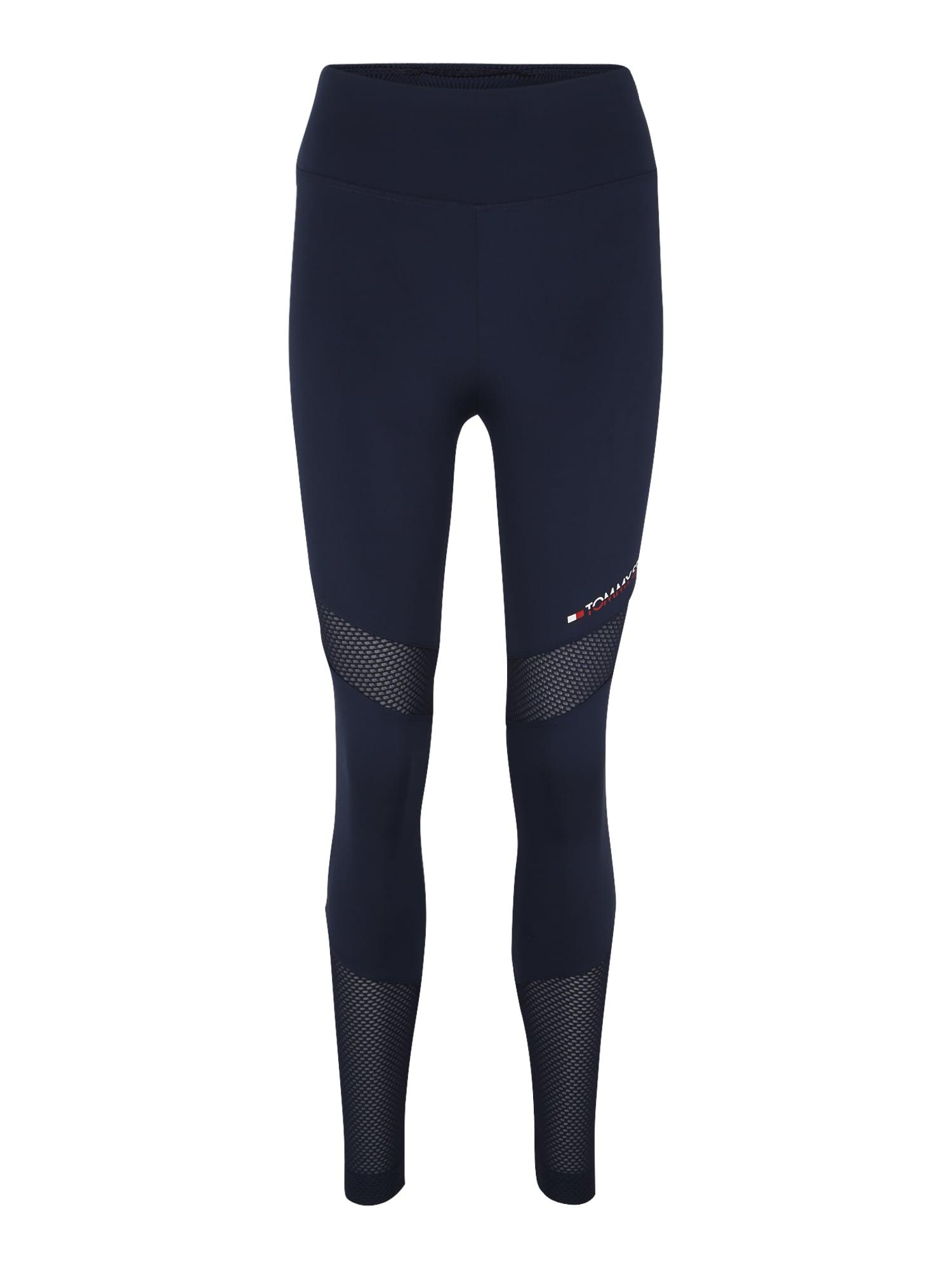 Sportovní kalhoty BLOCKED LEGGING FULL marine modrá Tommy Sport