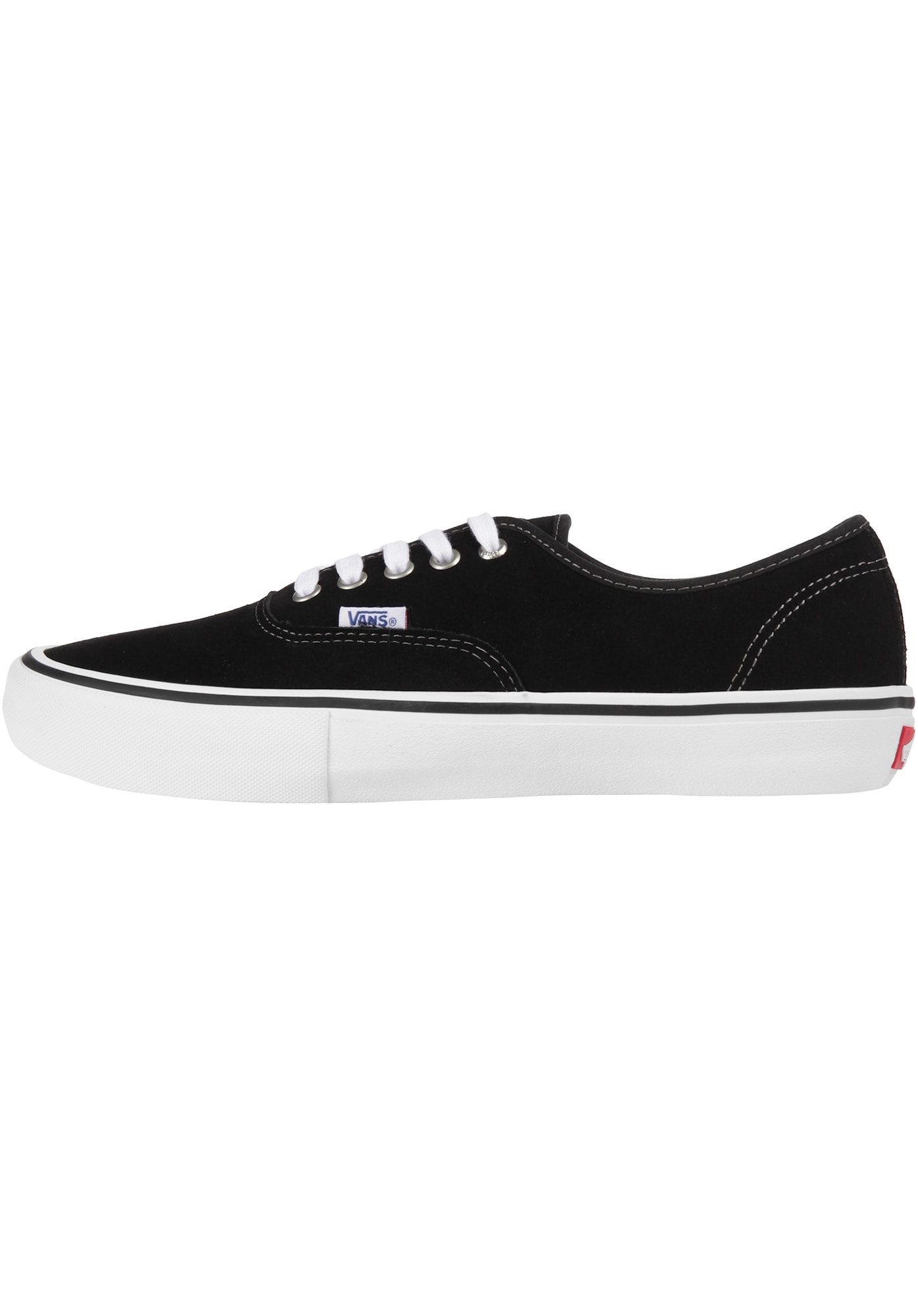 VANS, Heren Sneakers laag 'Authentic Pro', zwart