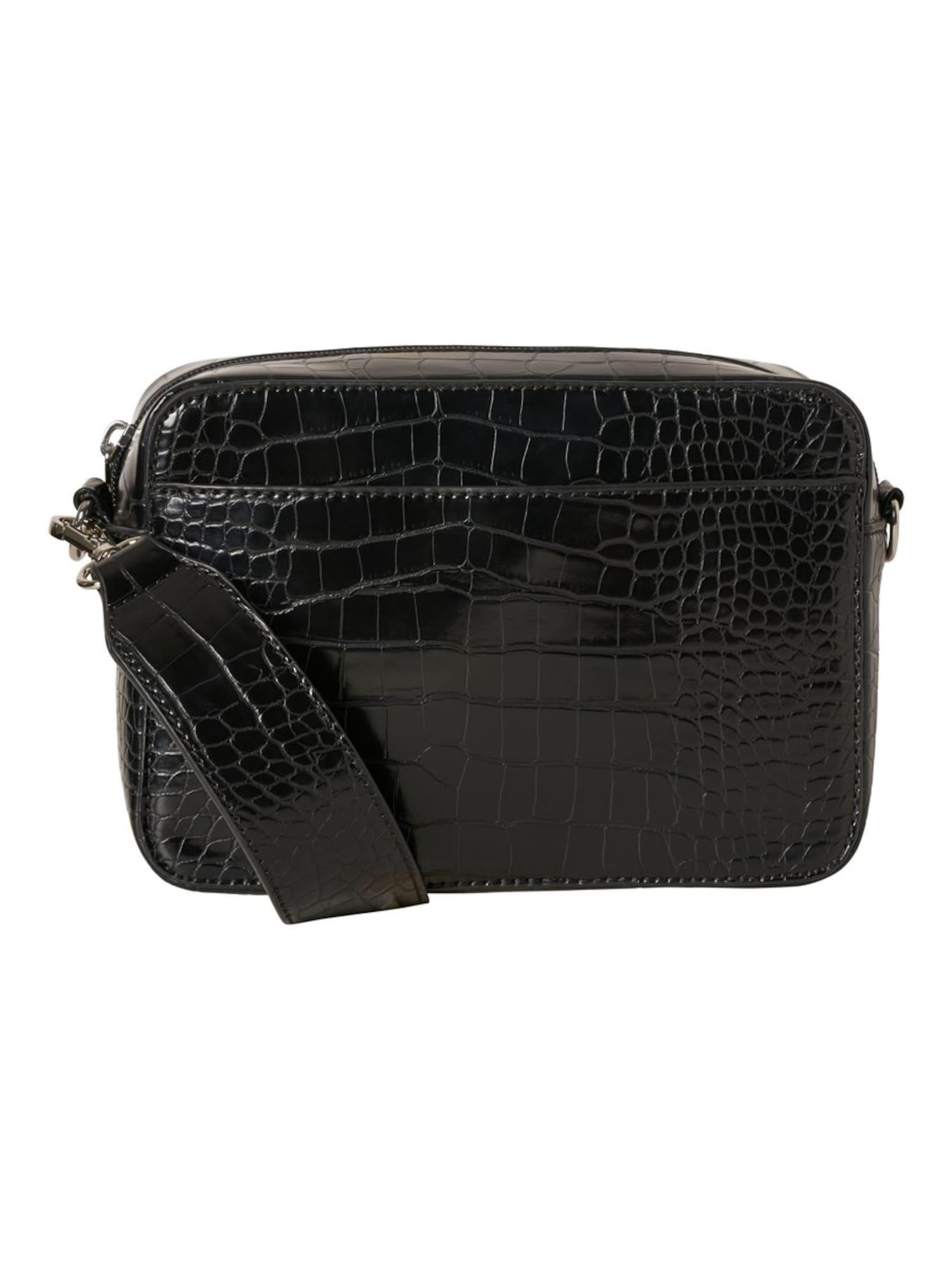 Umhängetasche | Taschen > Handtaschen > Umhängetaschen | Schwarz | PIECES