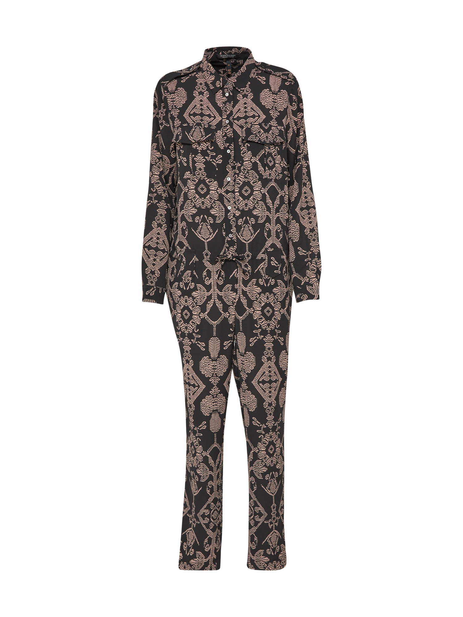 SCOTCH  and  SODA Dames Jumpsuit navy