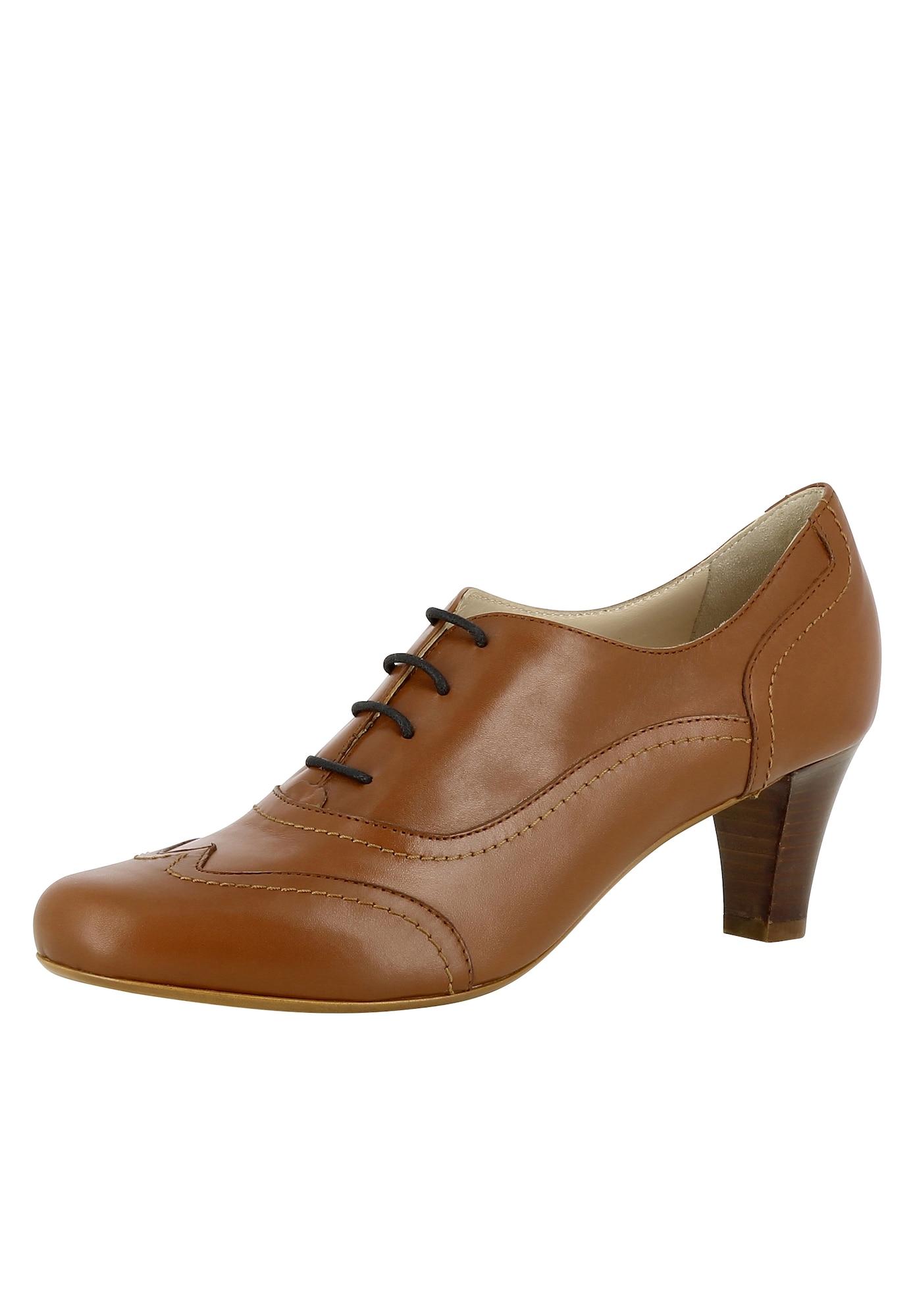 Schnürpumps GIUSY   Schuhe > Pumps > Schnürpumps   EVITA