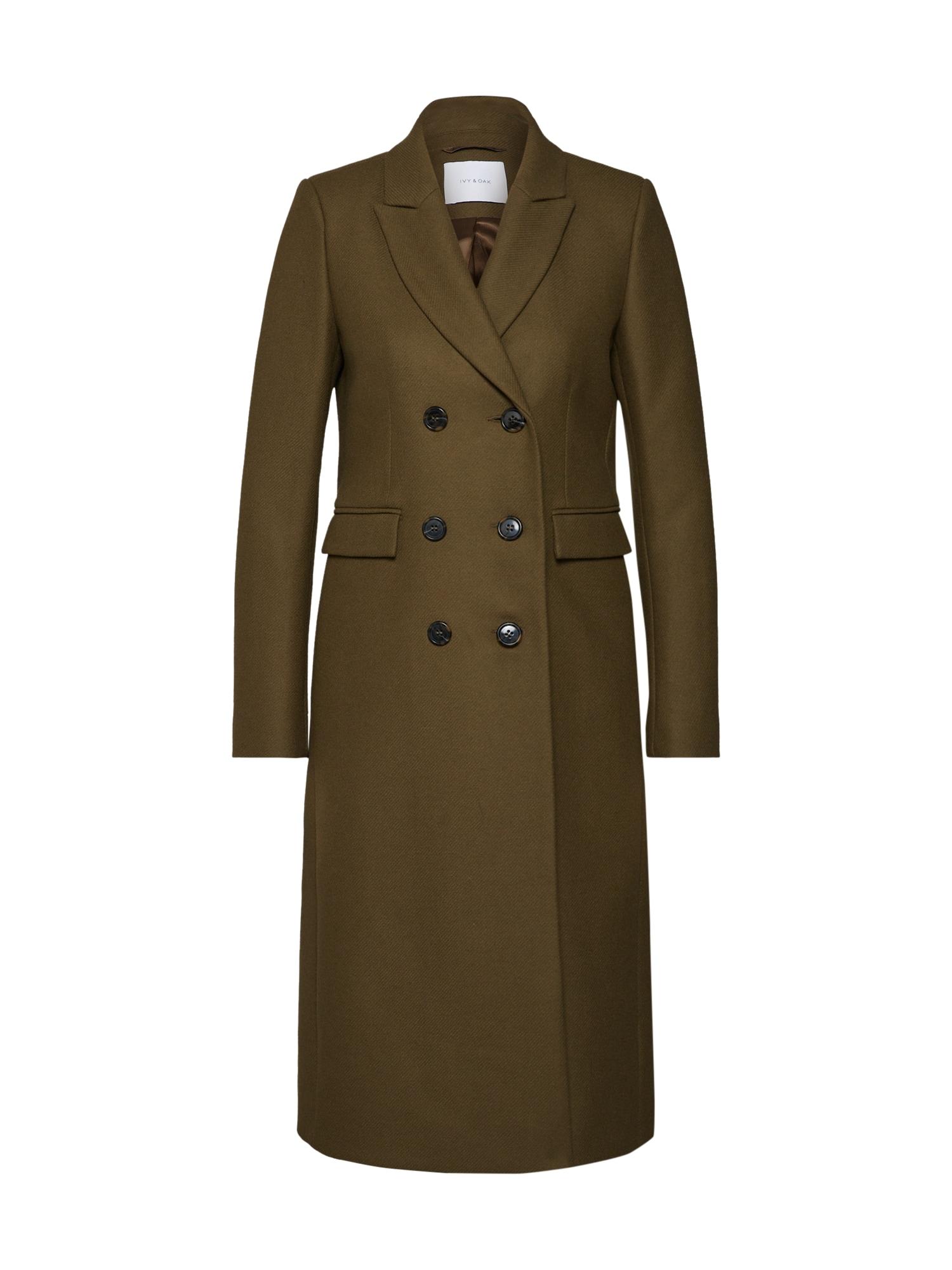 Přechodný kabát khaki IVY & OAK