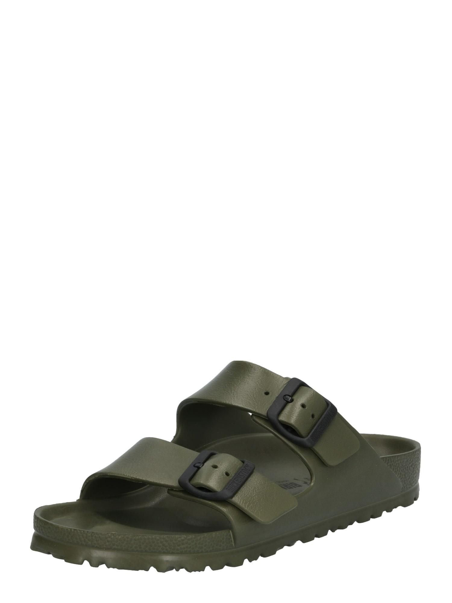 Pantofle Arizona EVA khaki BIRKENSTOCK