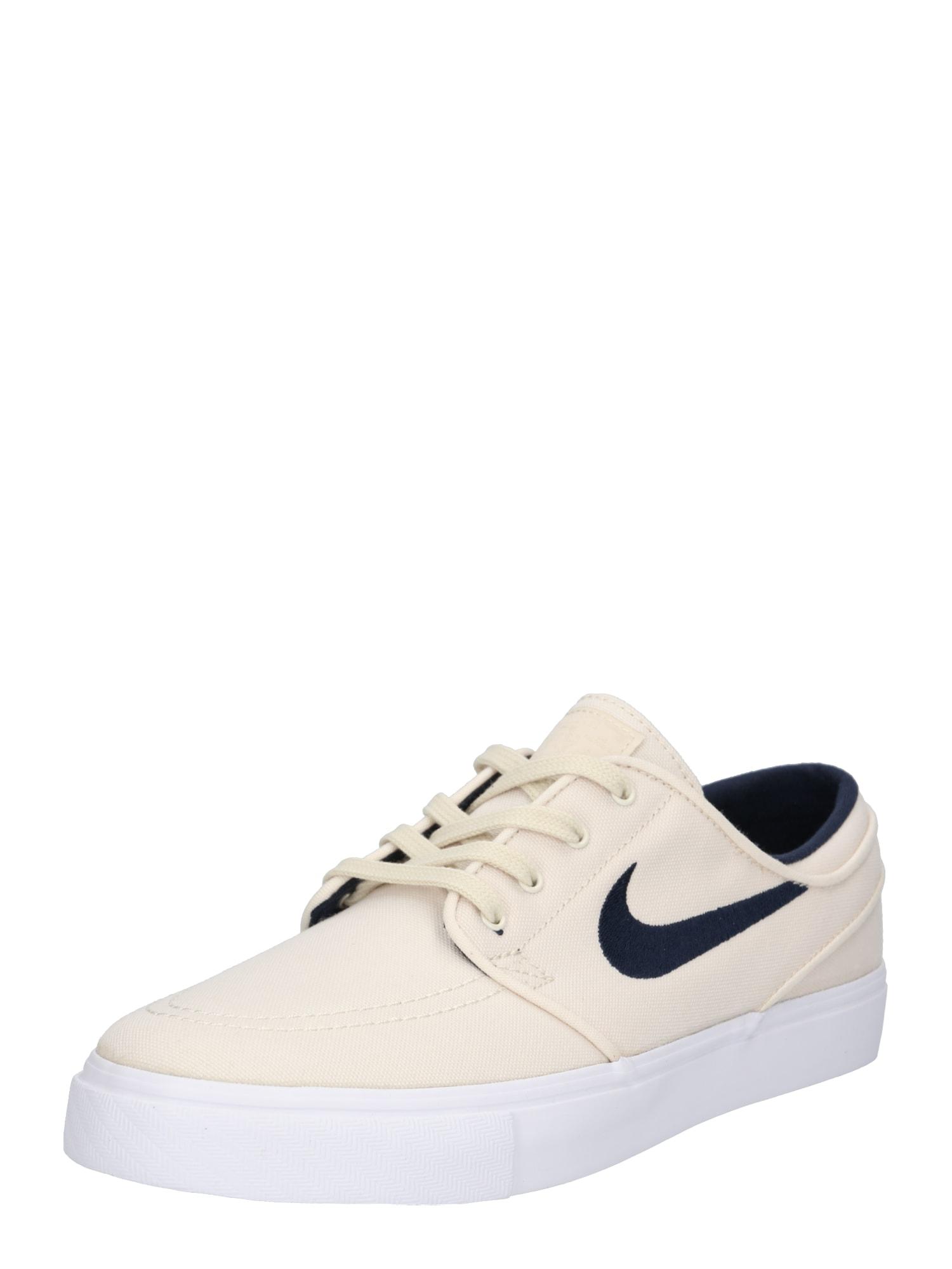 Tenisky Nike Air Zoom offwhite Nike SB