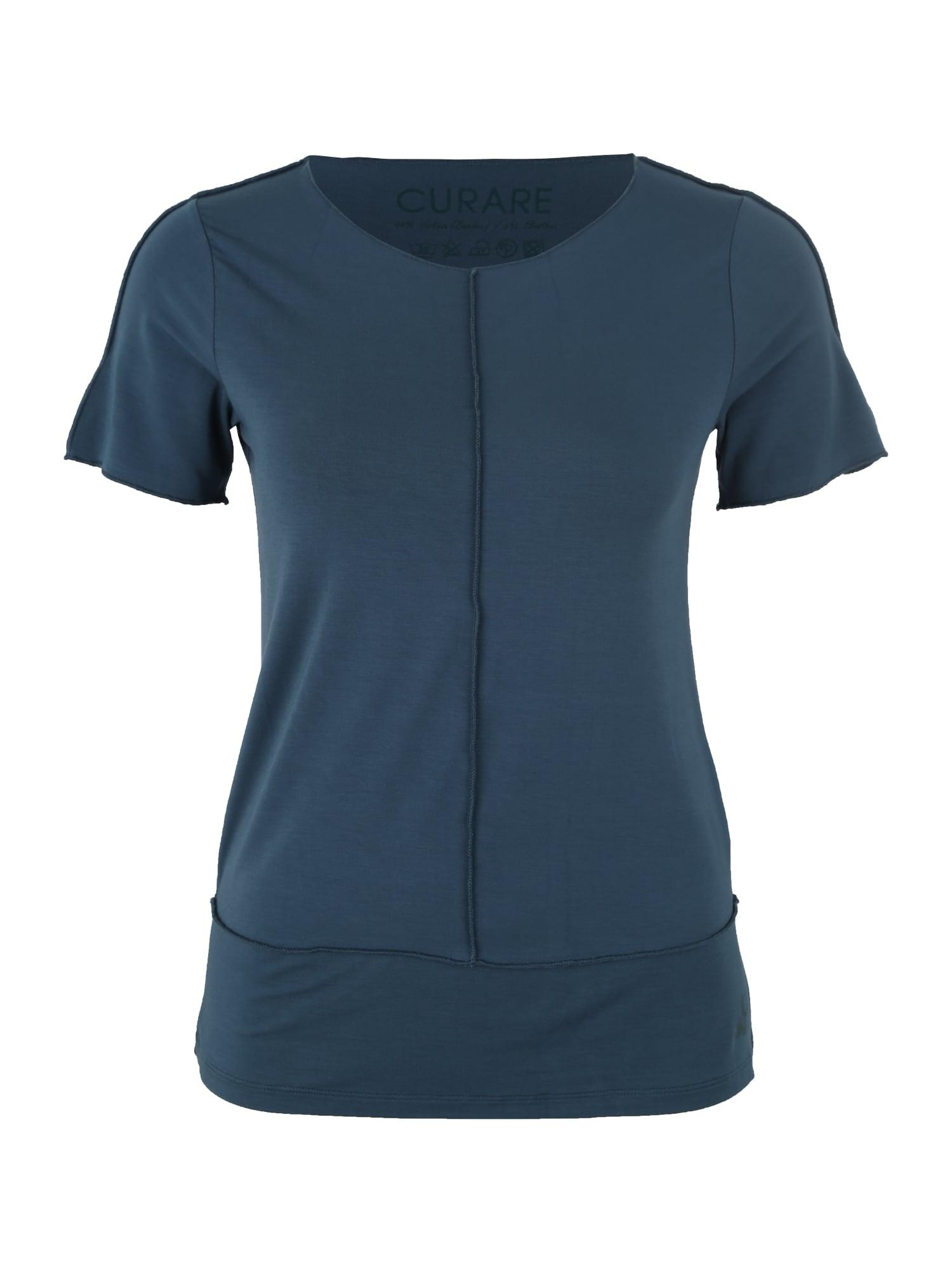 Funkční tričko petrolejová CURARE Yogawear