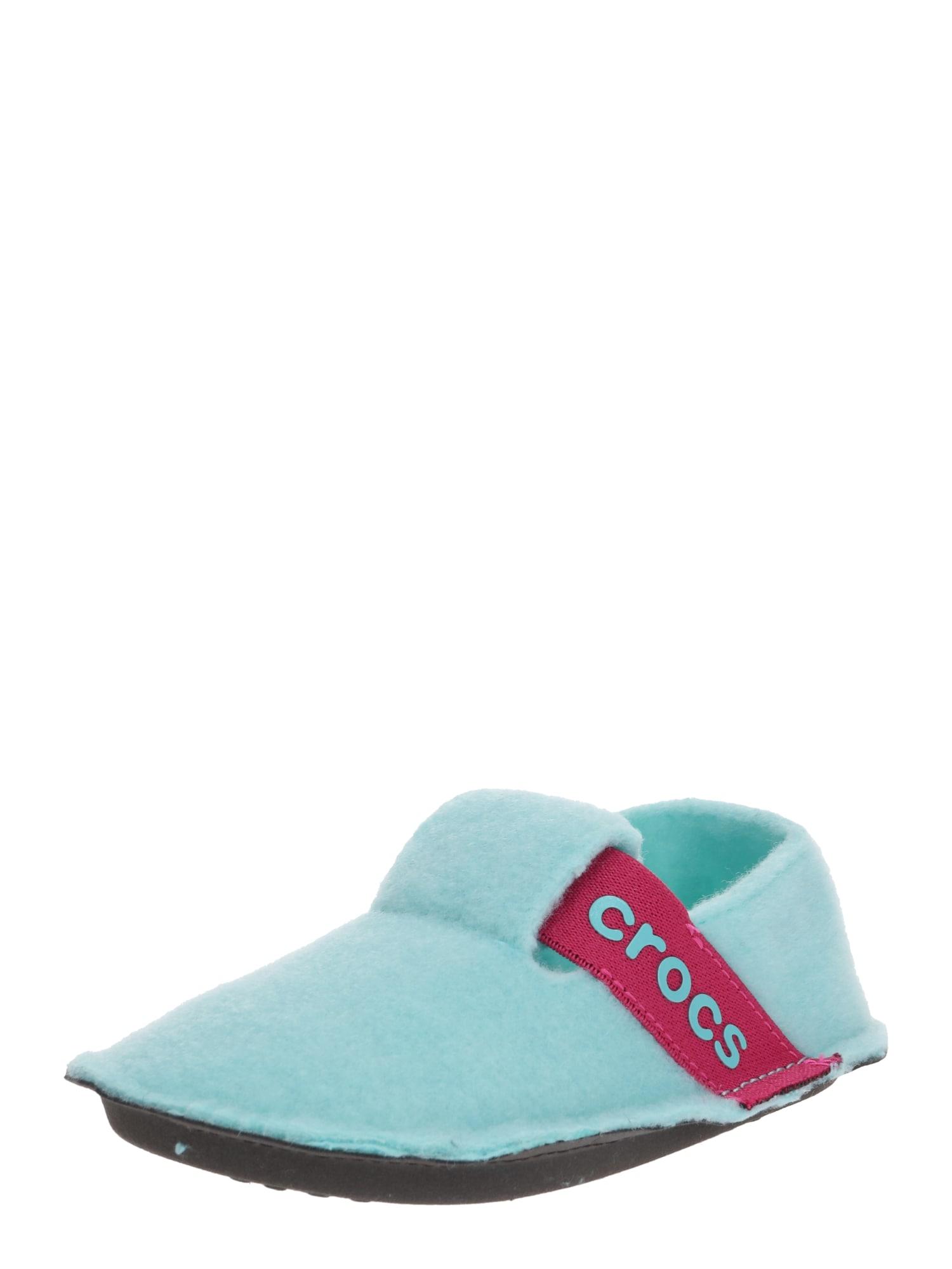 Pantofle Classic Slipper K světlemodrá Crocs